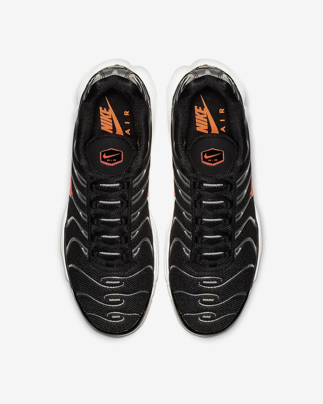 Venta Nike Air Max Plus TN SE Hombre Zapato NegroGris