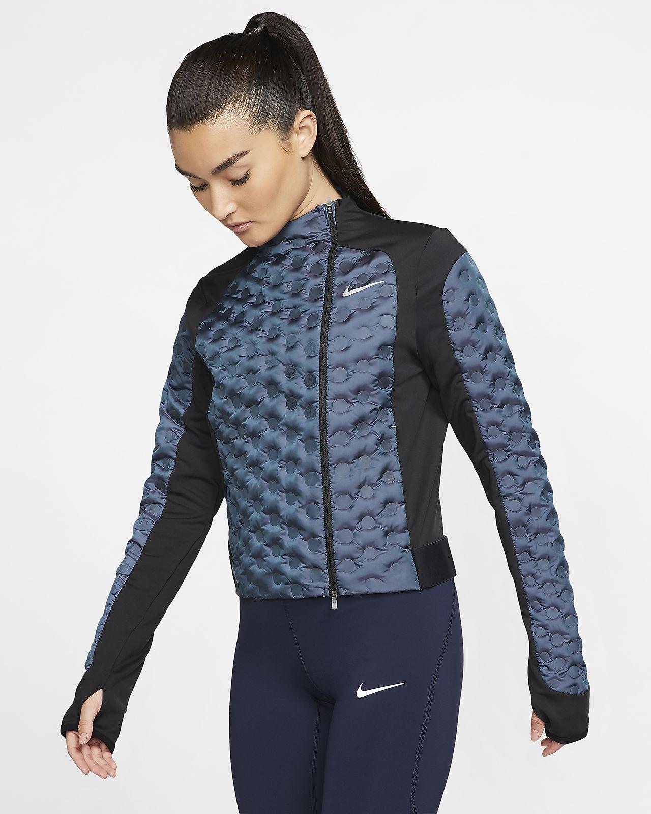 Nike AeroLoft løpejakke til dame