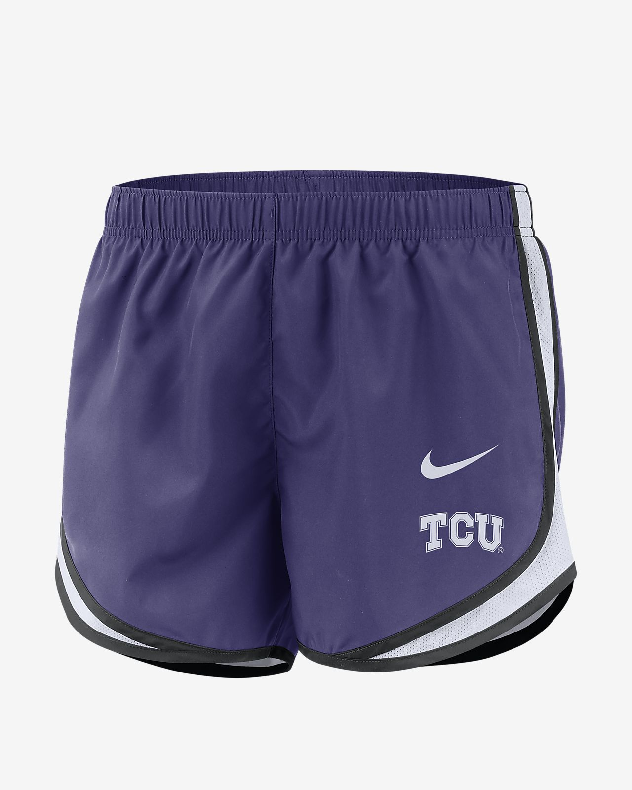 Nike College Dri-FIT Tempo (TCU) Women's Shorts