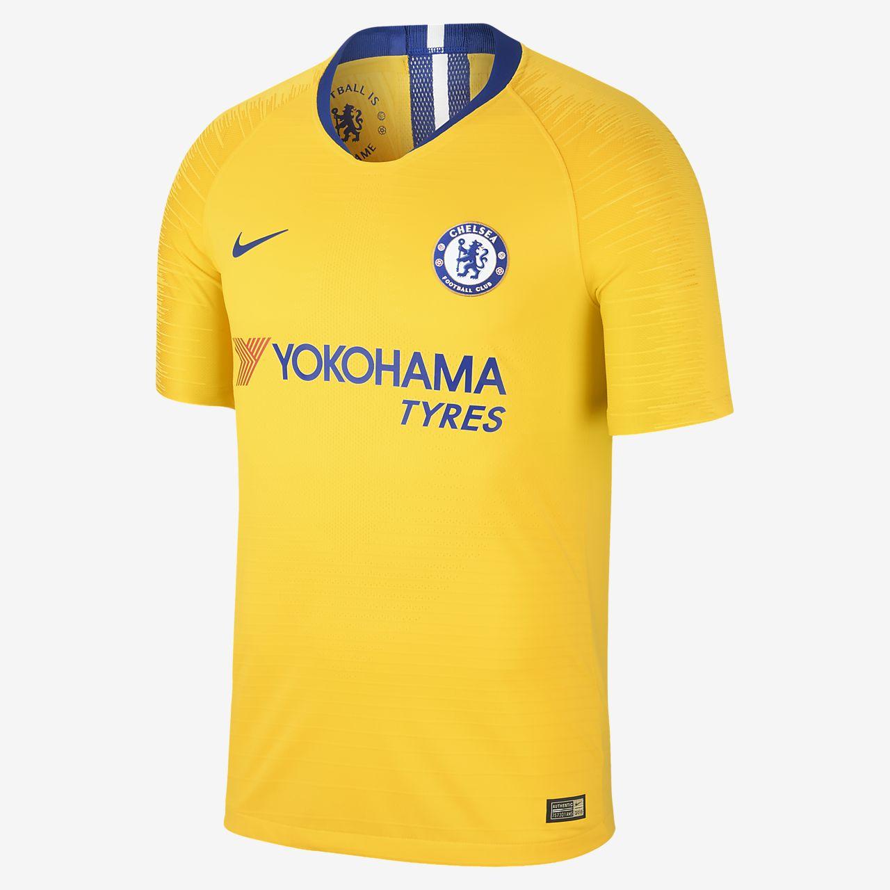 2018 19 Chelsea FC Vapor Match Away Men s Soccer Jersey. Nike.com 11408b7b0