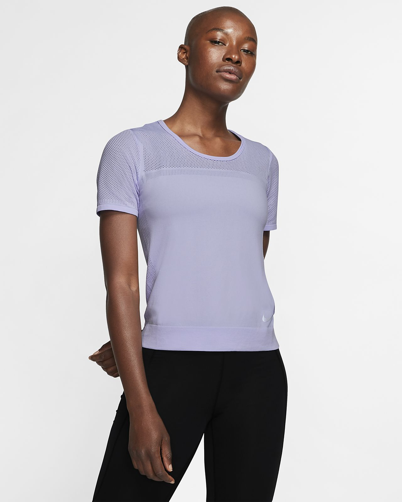 Nike Infinite Women's Short-Sleeve Running Top