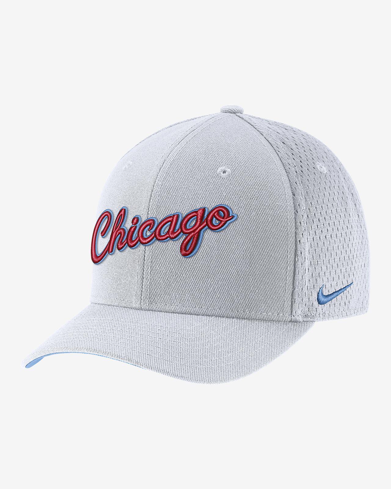 หมวก NBA Unisex Chicago Bulls City Edition Nike Classic99