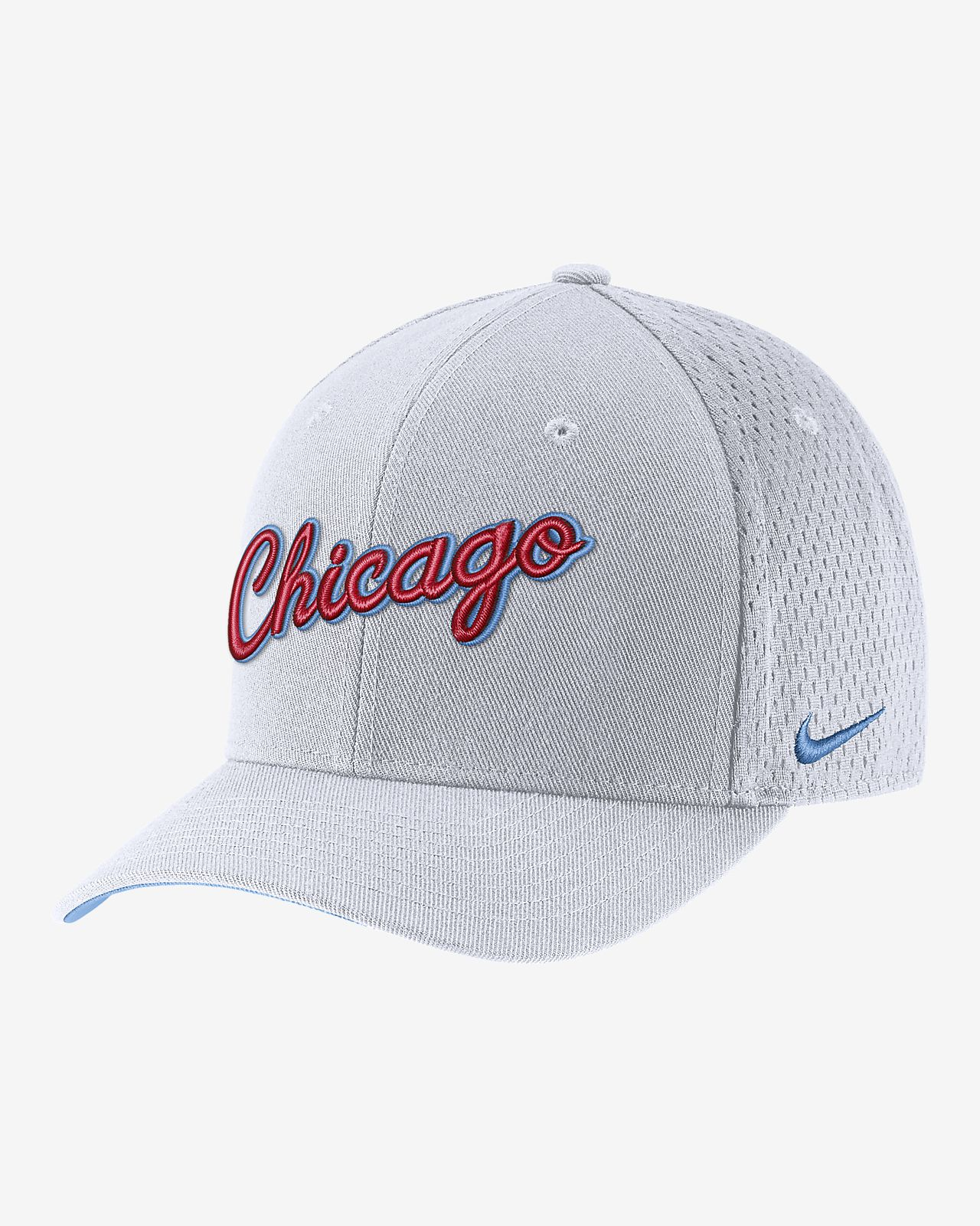 Chicago Bulls City Edition Nike Classic99 Unisex NBA Hat. Nike.com MY e05bb3d5e87