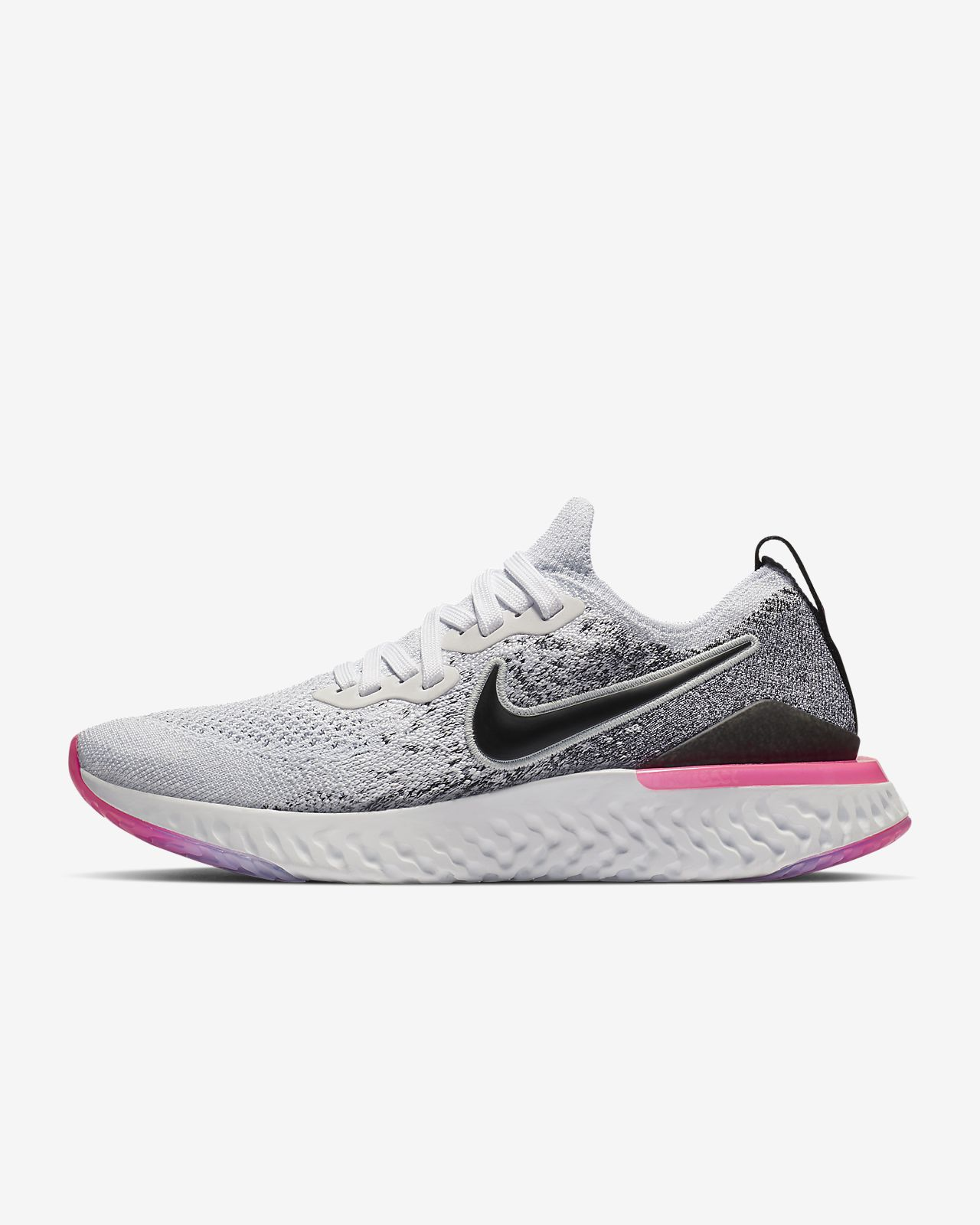 factory price 7a575 67419 ... Nike Epic React Flyknit 2 Damen-Laufschuh