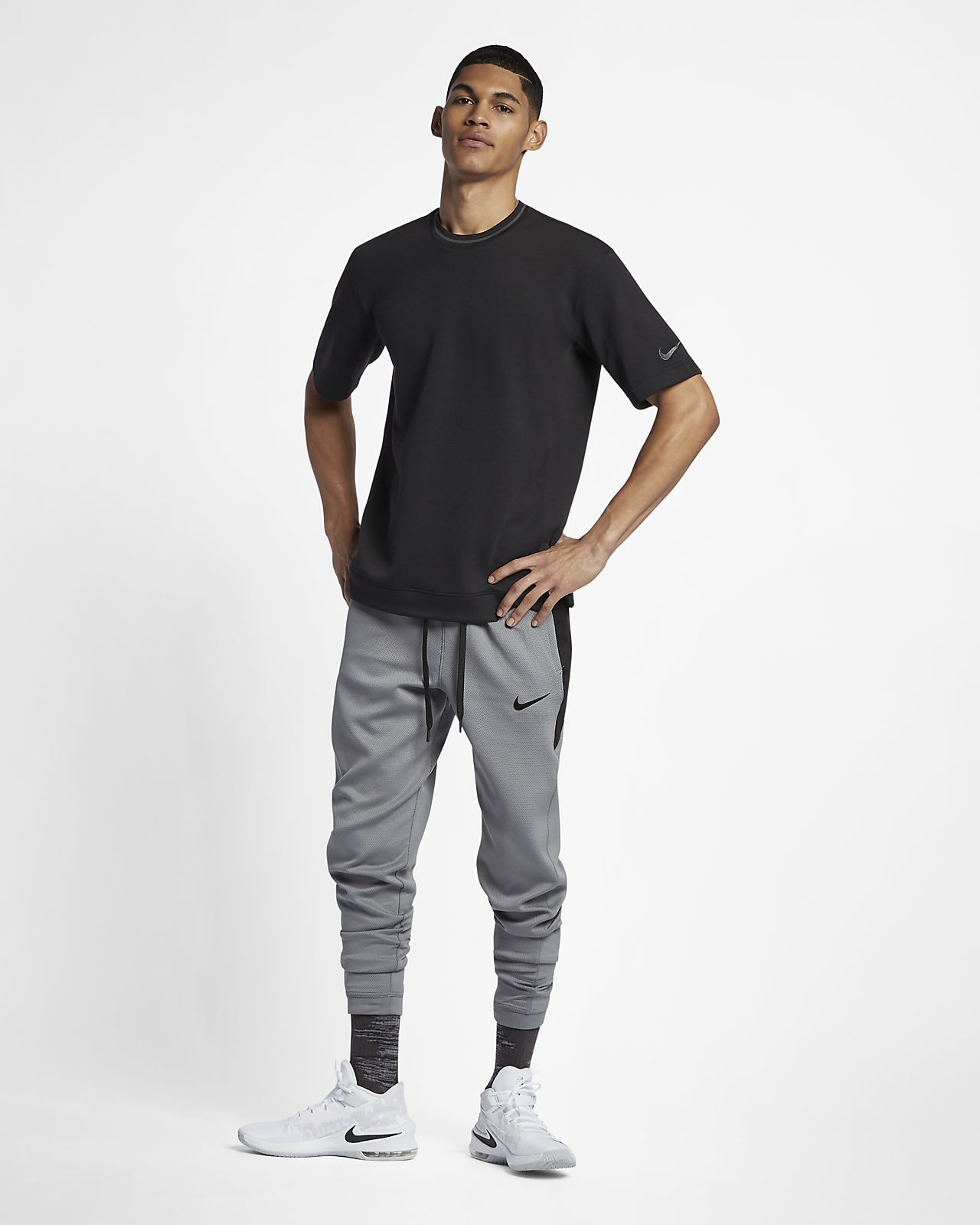 961e51ca9c49e Maglia da basket a manica corta Nike Dri-FIT - Uomo. Nike.com IT