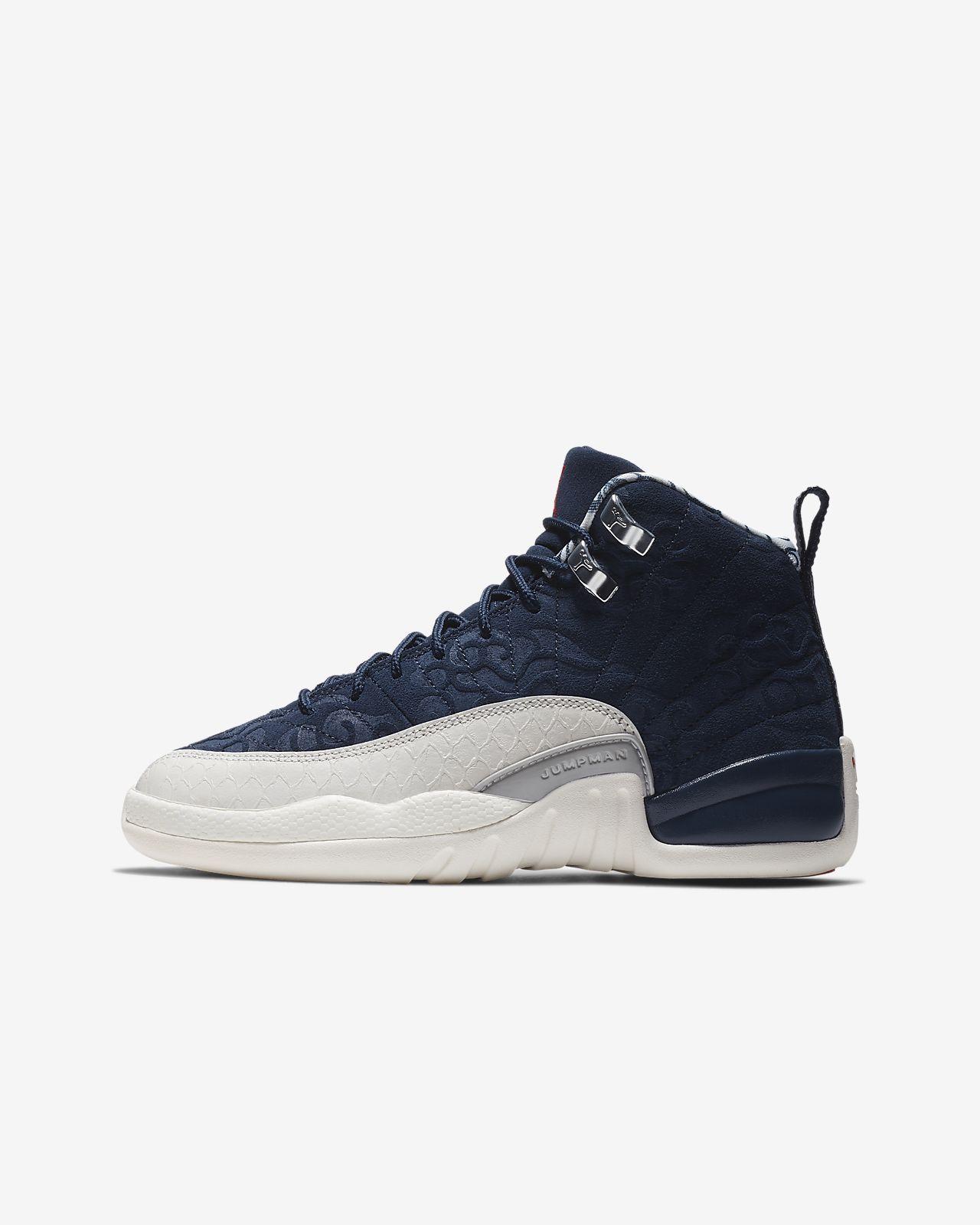 Air Jordan 12 Retro Premium 大童鞋款
