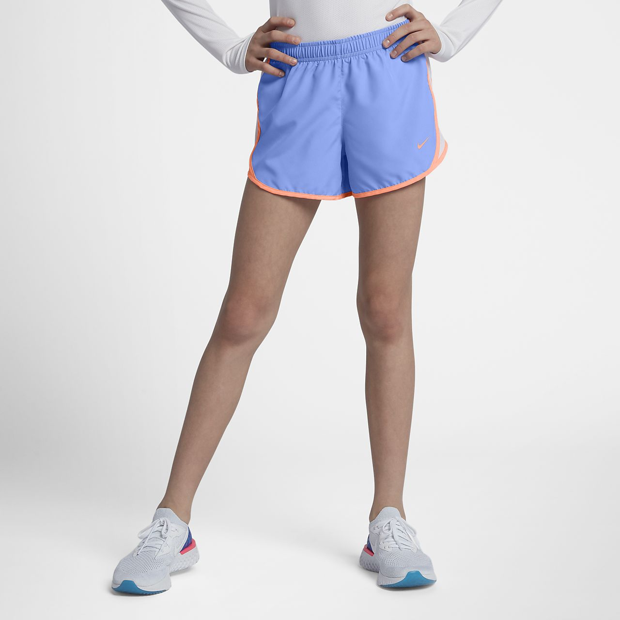 big girls in shorts