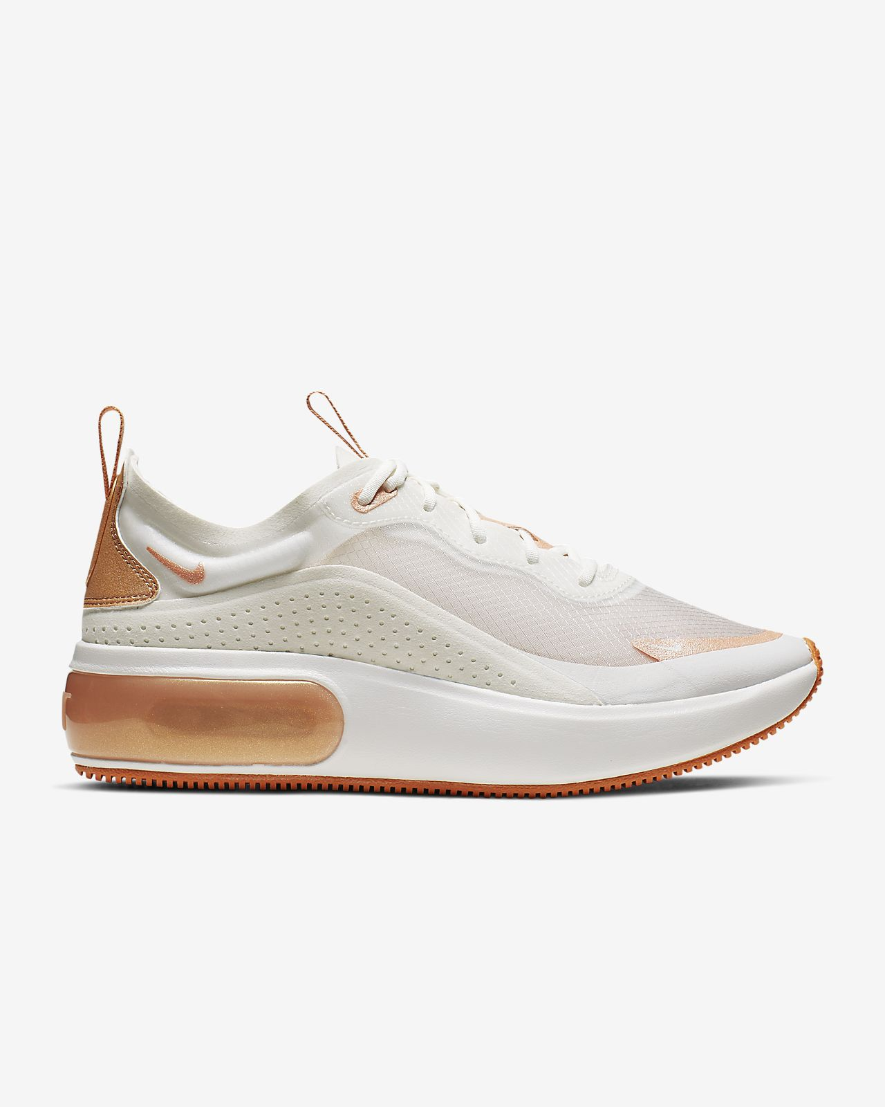 Nike Air Max Dia LX Summit whitesummit whitecopper moon ab