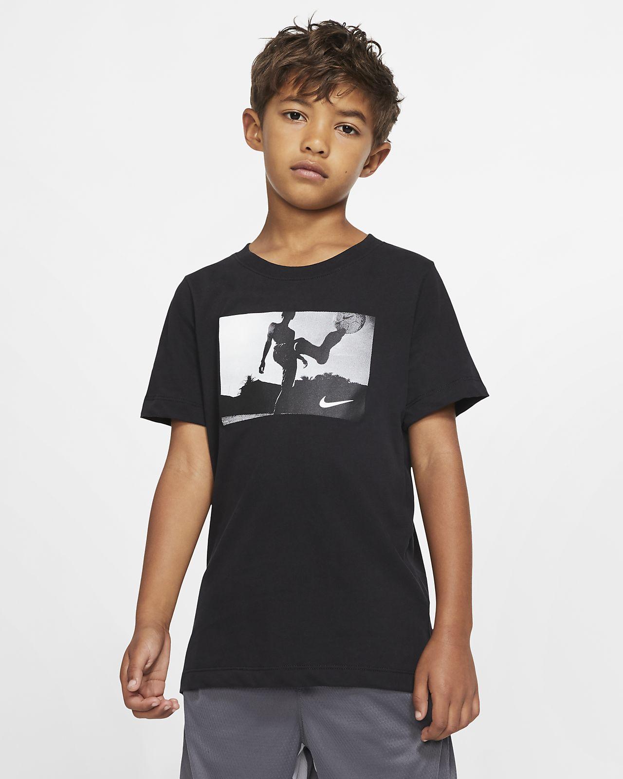 Nike Dri-FIT Big Kids' Training T-Shirt