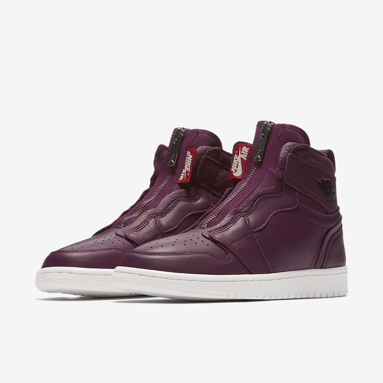 9d265b7c9319c3 Air Jordan 1 High Zip Premium Women s Shoe. Nike.com CA