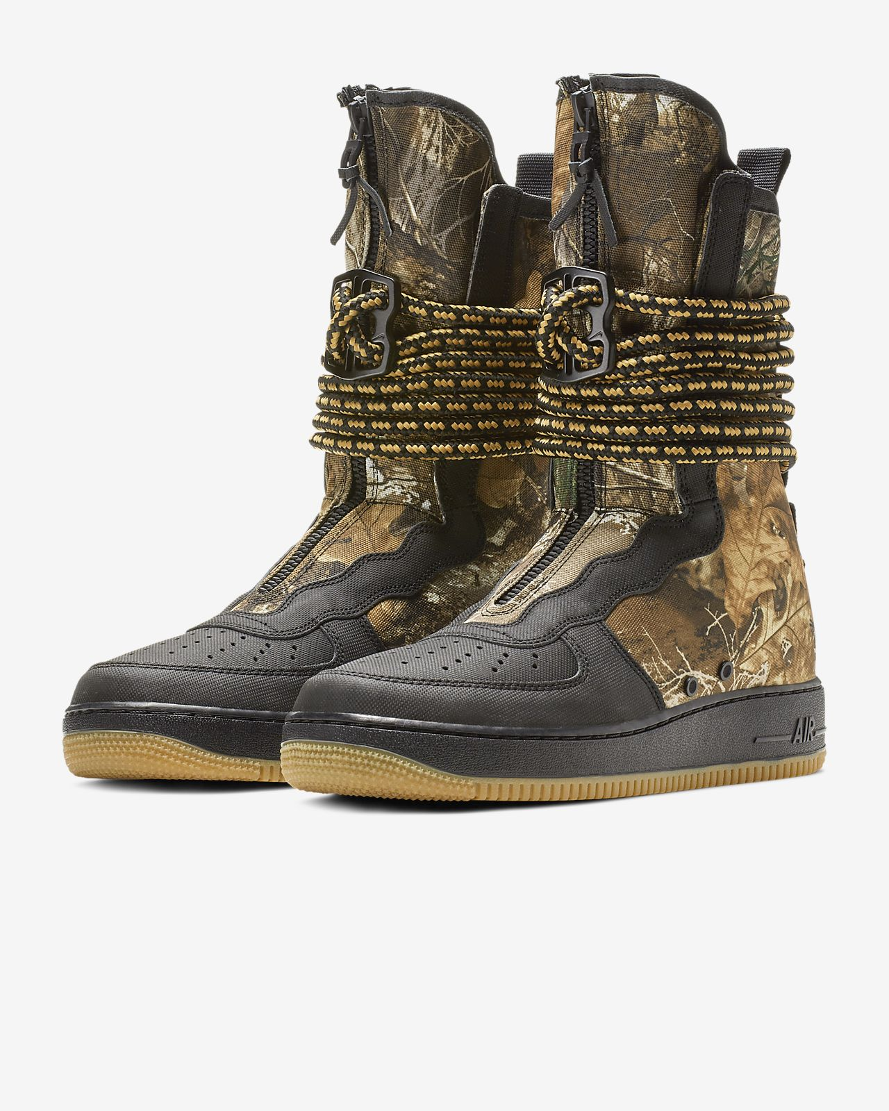 reputable site 15485 d4641 Nike SF Air Force 1 Realtree® High Men's Boot. Nike.com