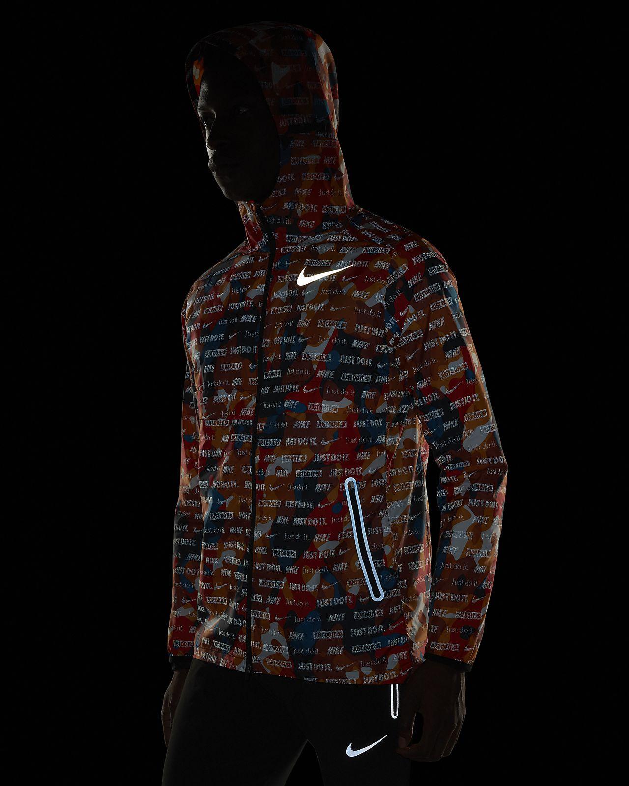 Nike Shield Ghost Flash Herren Laufjacke