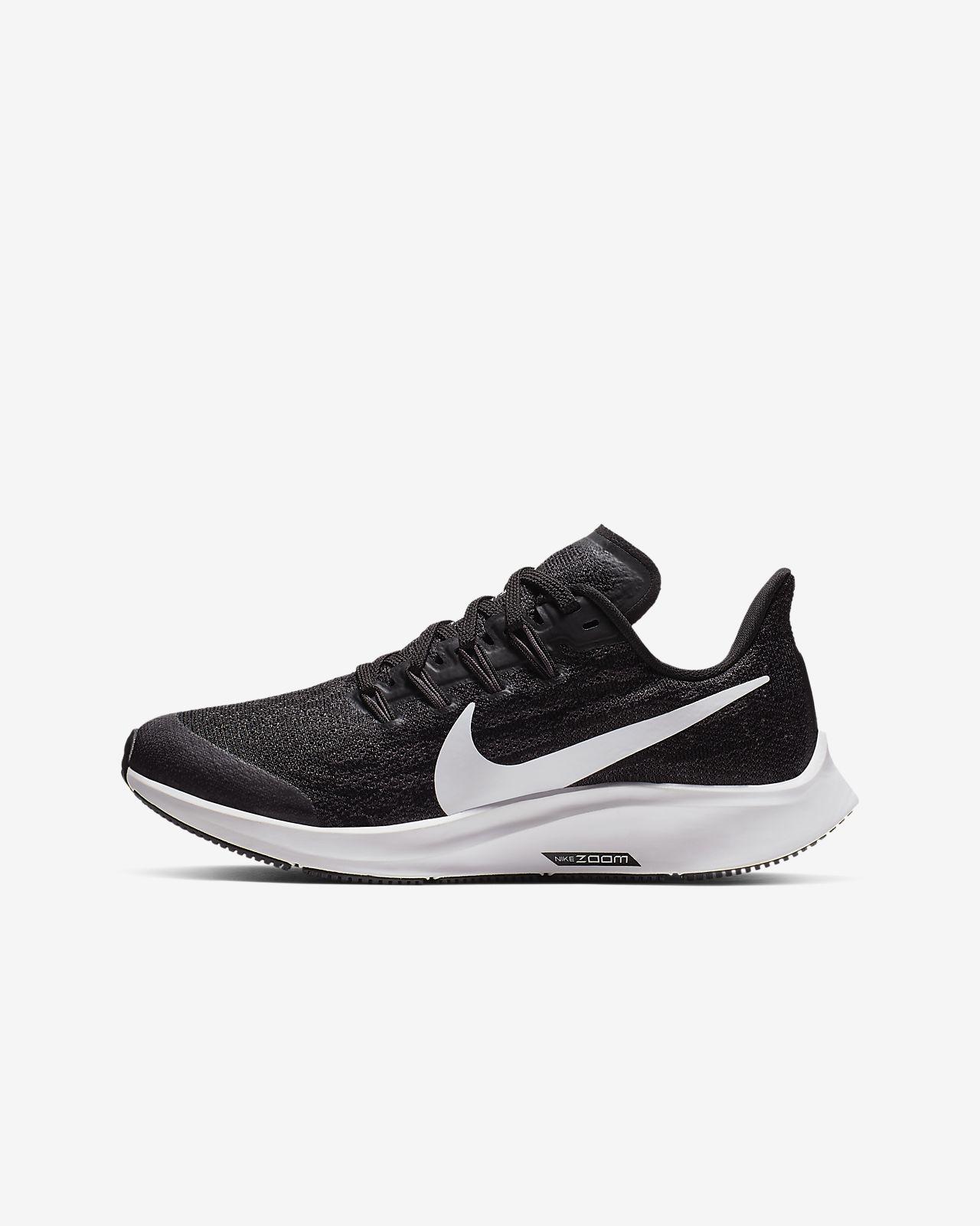รองเท้าวิ่งเด็กเล็ก/โต Nike Air Zoom Pegasus 36