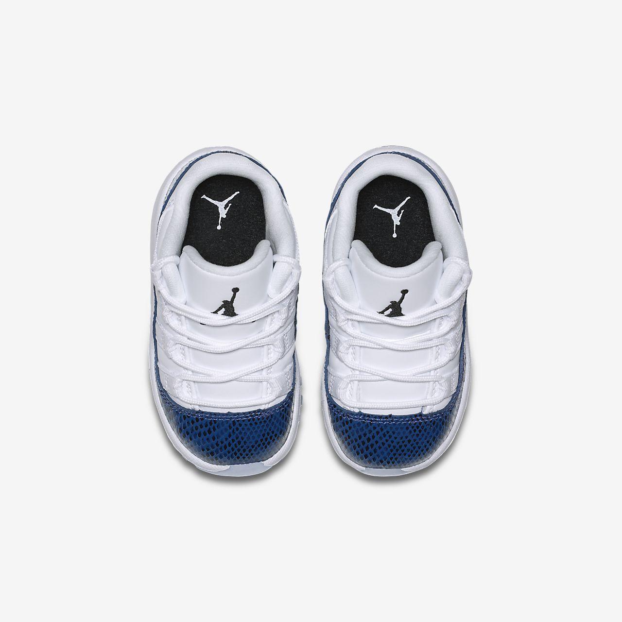 3b007e588f027 Sapatilhas Jordan 11 Retro Low LE para bebé. Nike.com PT