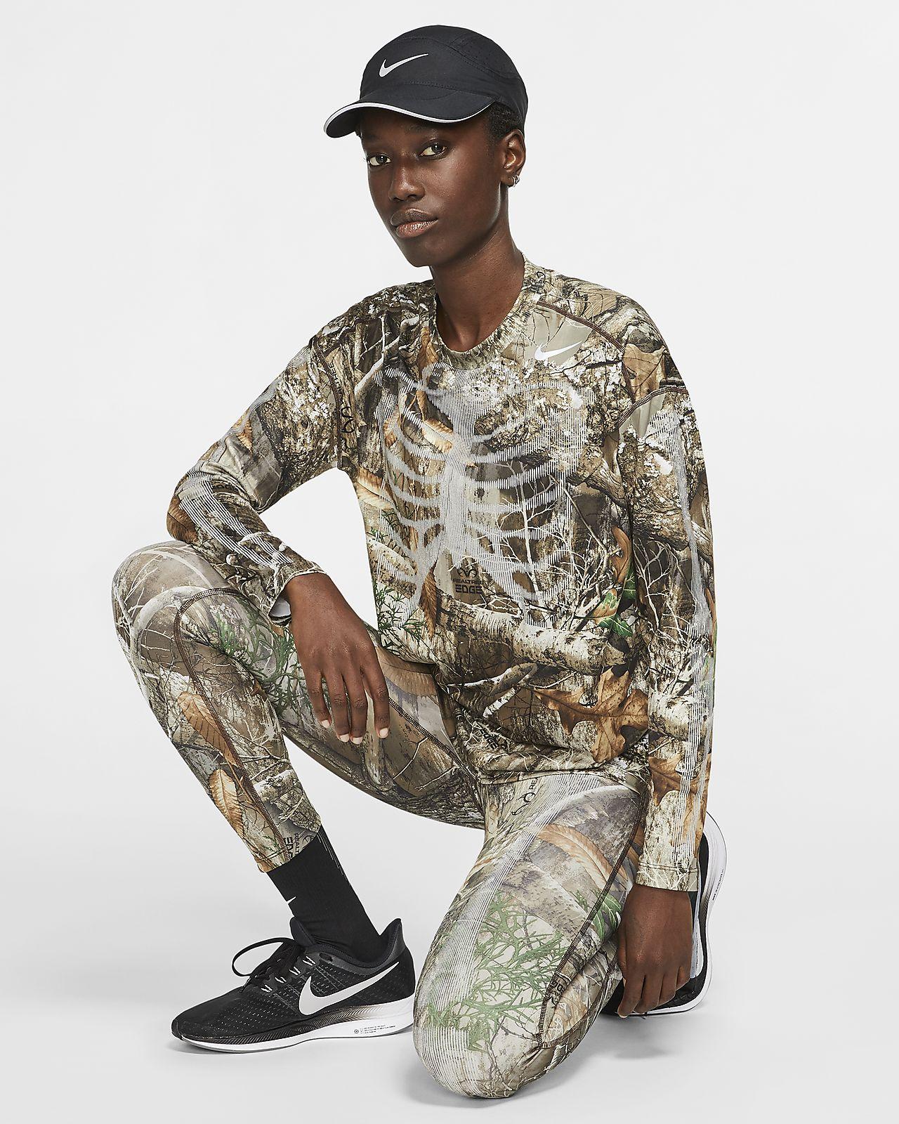 Haut à manches longues Nike Skeleton pour Femme
