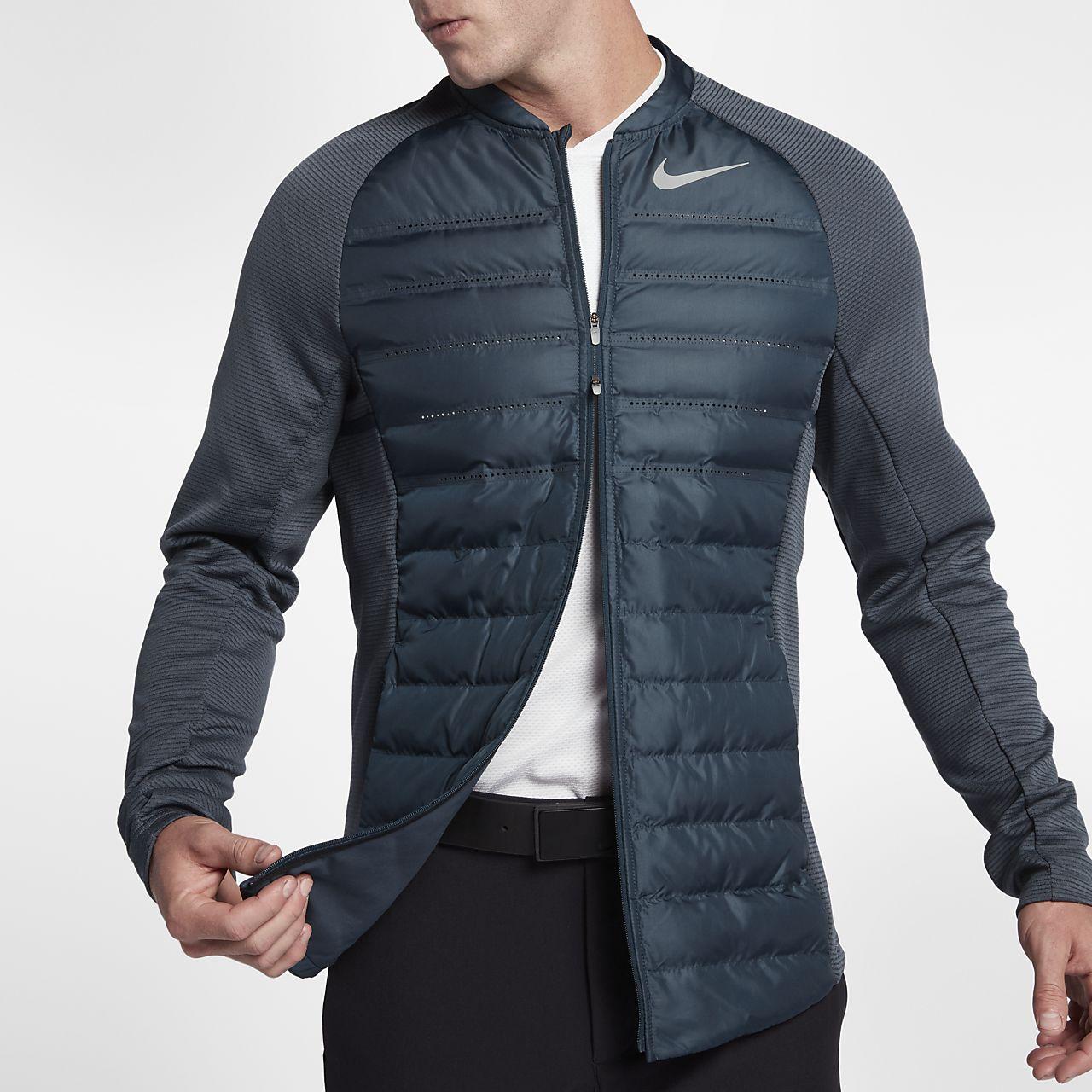 ... Nike AeroLoft HyperAdapt Men's Golf Jacket