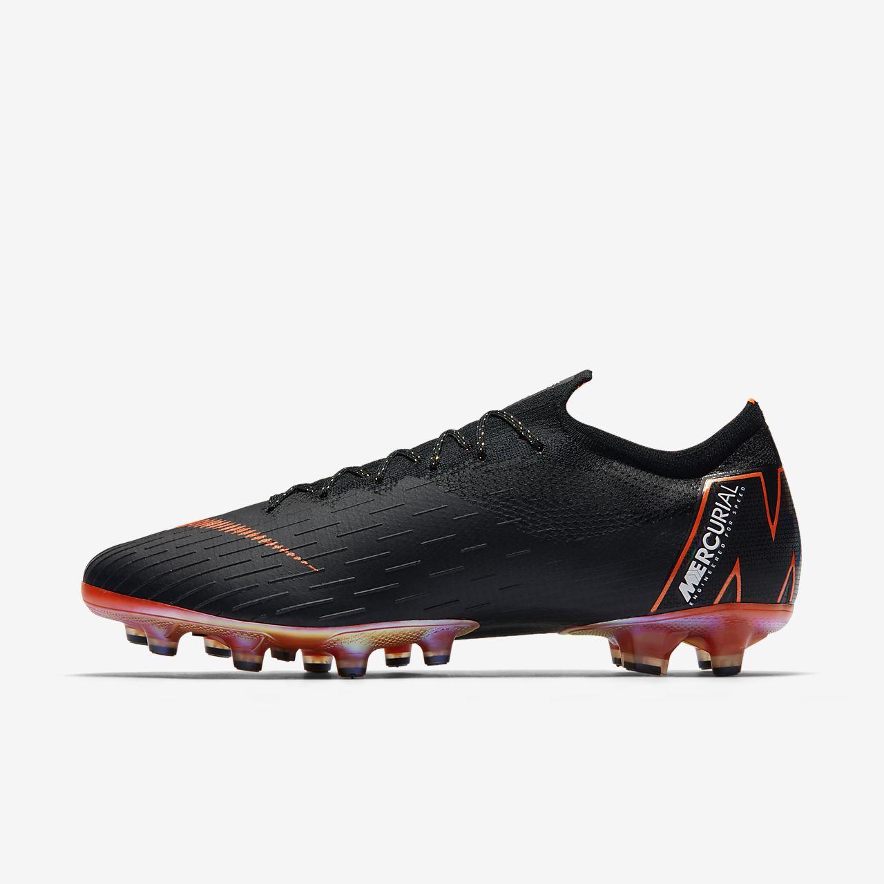 chaussure de football à crampons pour terrain synthétique nike mercurial vapor 360 elite ag pro