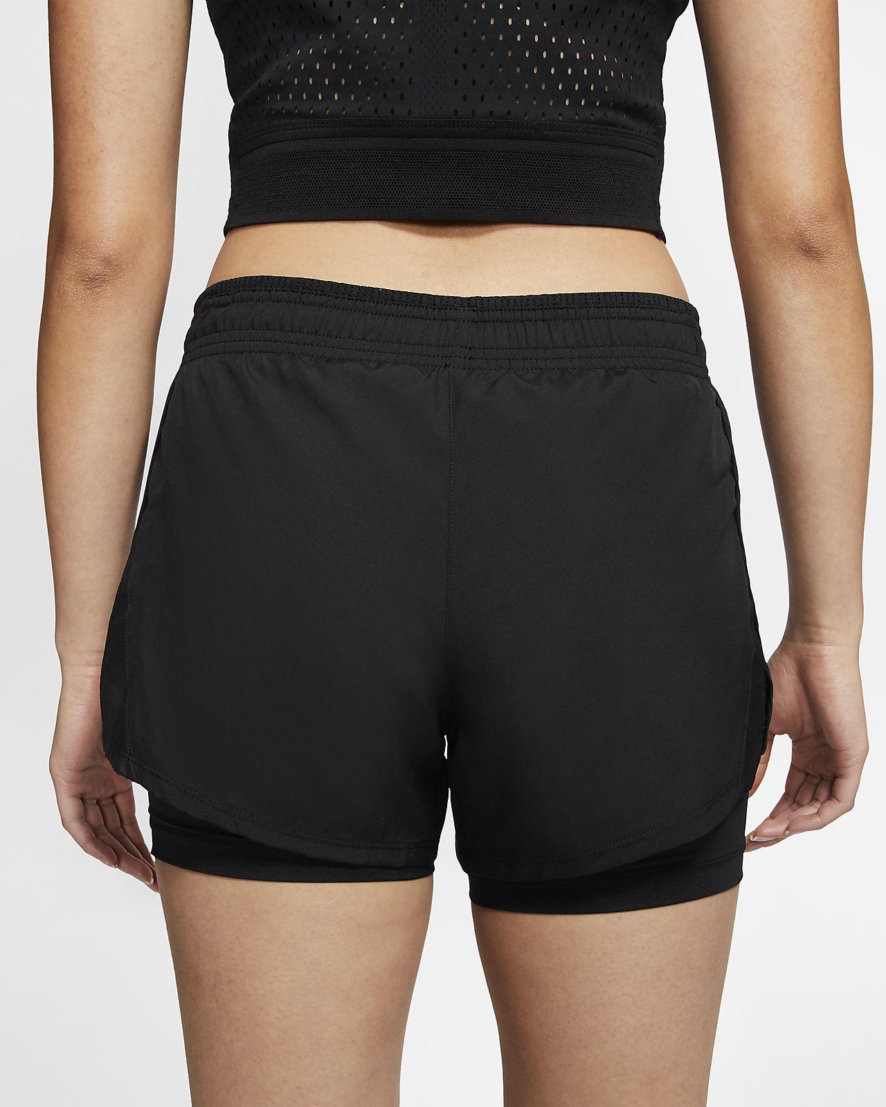Nike Dri FIT Women's 2 in 1 Running Shorts