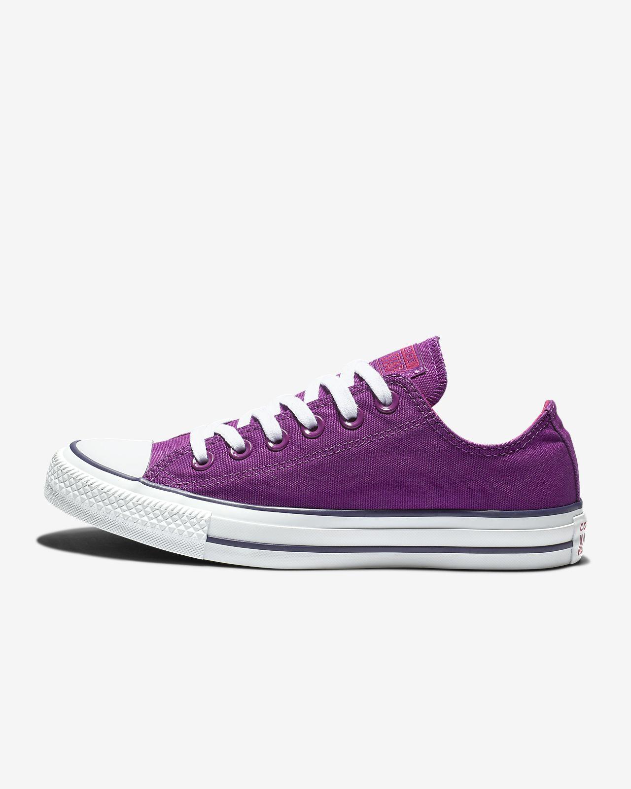 Converse Chuck Taylor All Star Seasonal Color Low Top Unisex Shoe