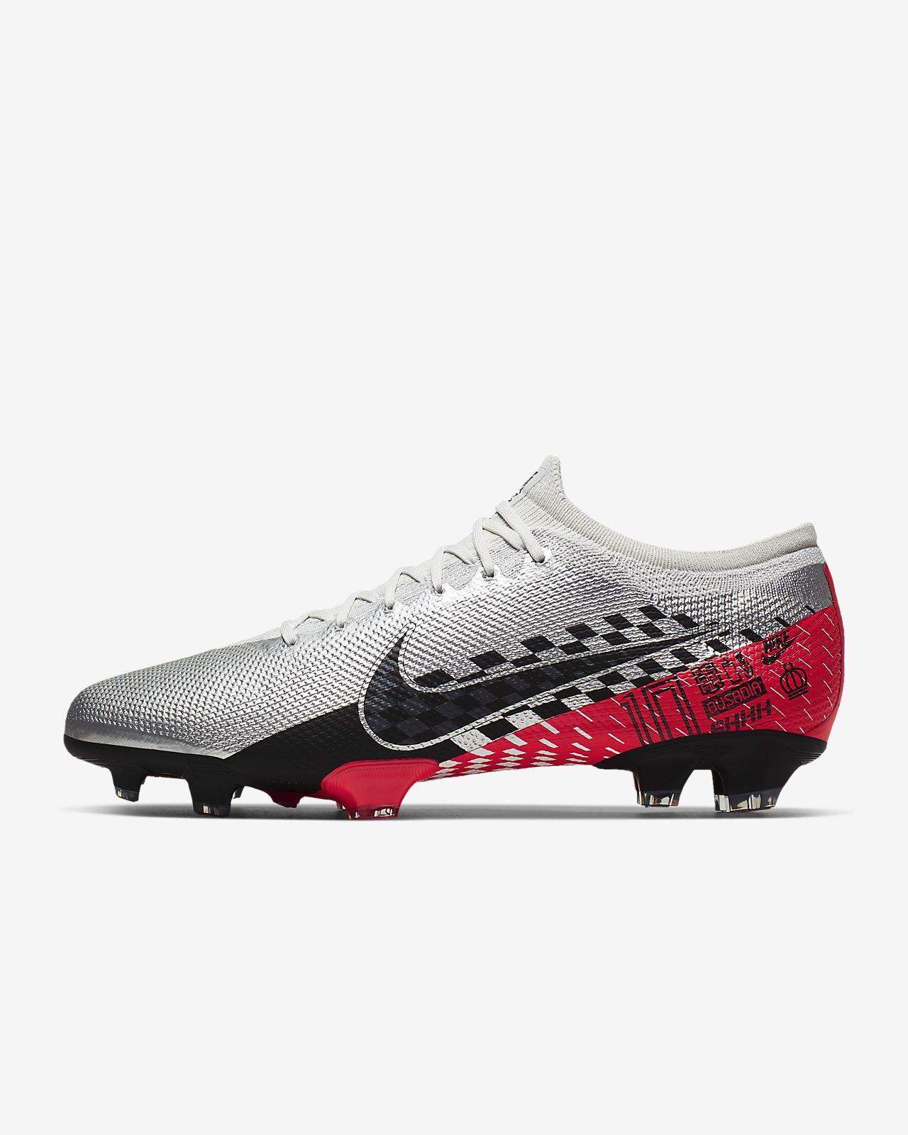 Chuteiras de futebol para terreno firme Nike Mercurial Vapor 13 Pro Neymar Jr. FG