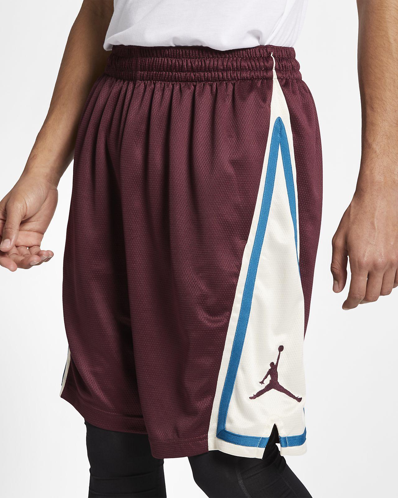 Shorts de básquetbol para hombre Jordan Franchise