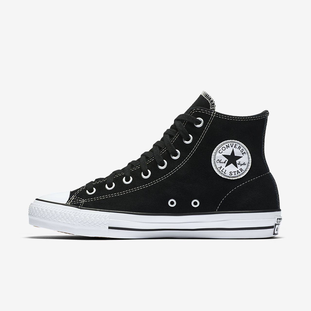 be74b7dc4850 ... authentic converse cons ctas pro suede high top mens skateboarding shoe  ab5cc ba397
