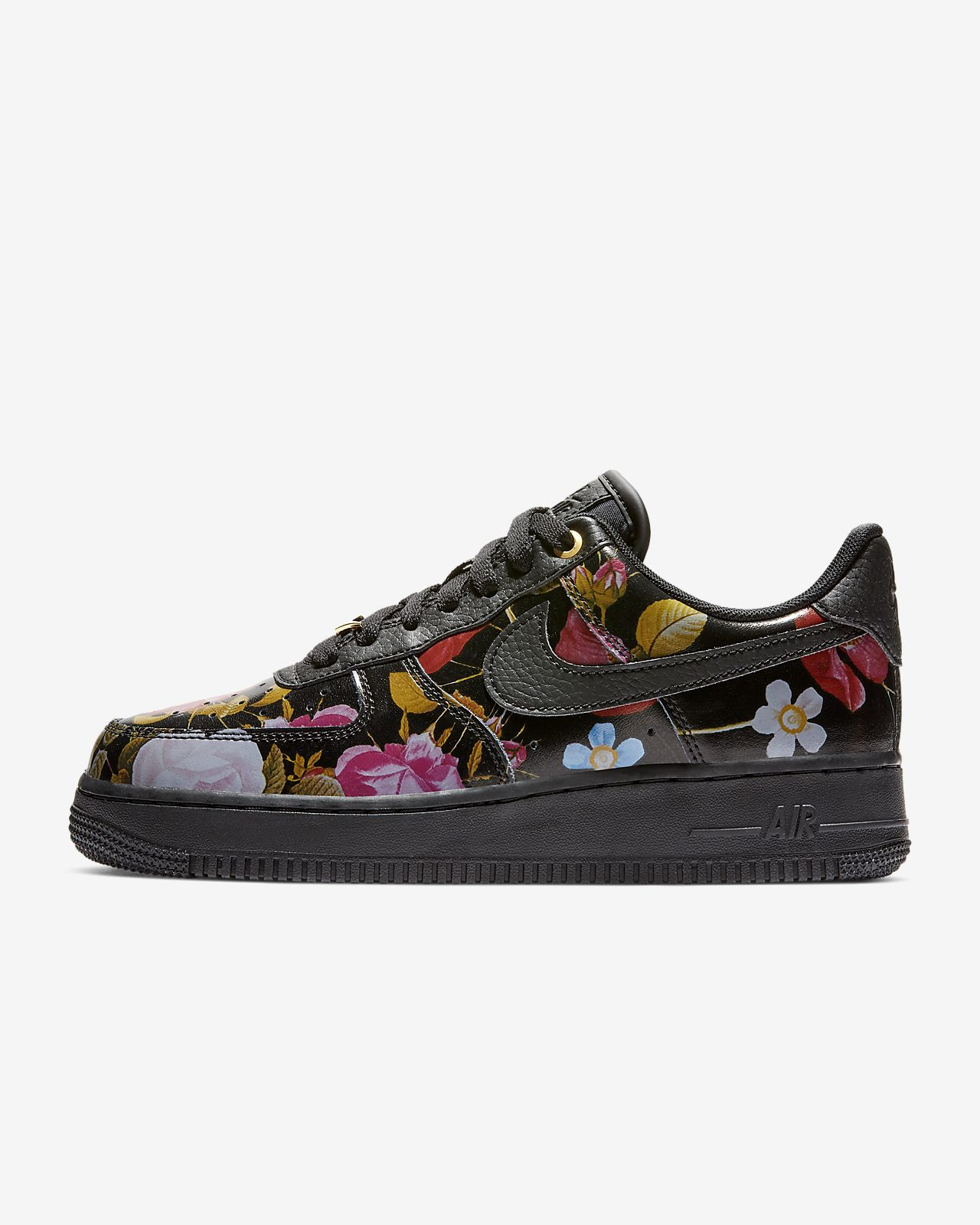 sale retailer d0d19 04173 ... Nike Air Force 1  07 LXX Floral Women s Shoe