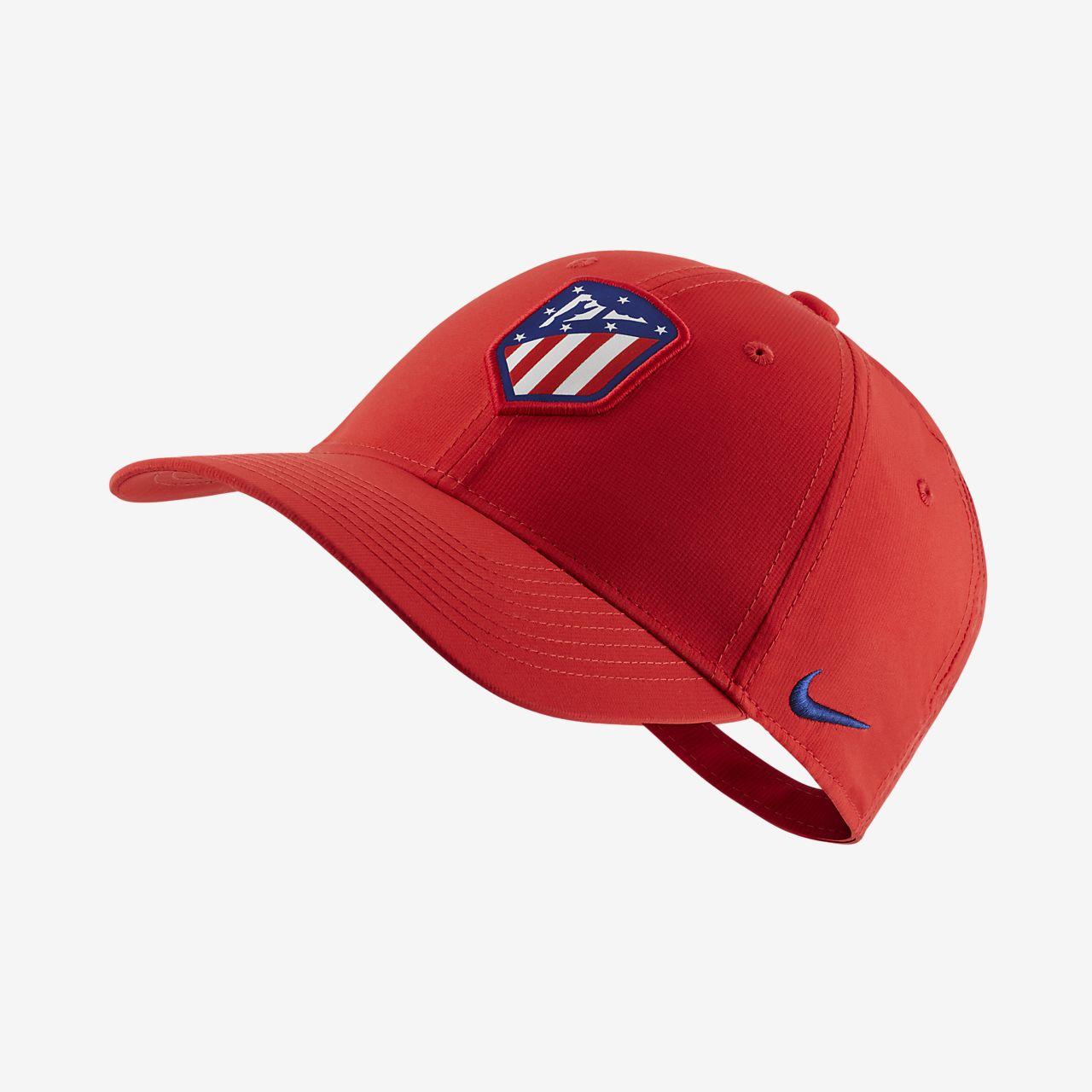 Casquette réglable Nike Dri-FIT Atlético de Madrid Legacy91