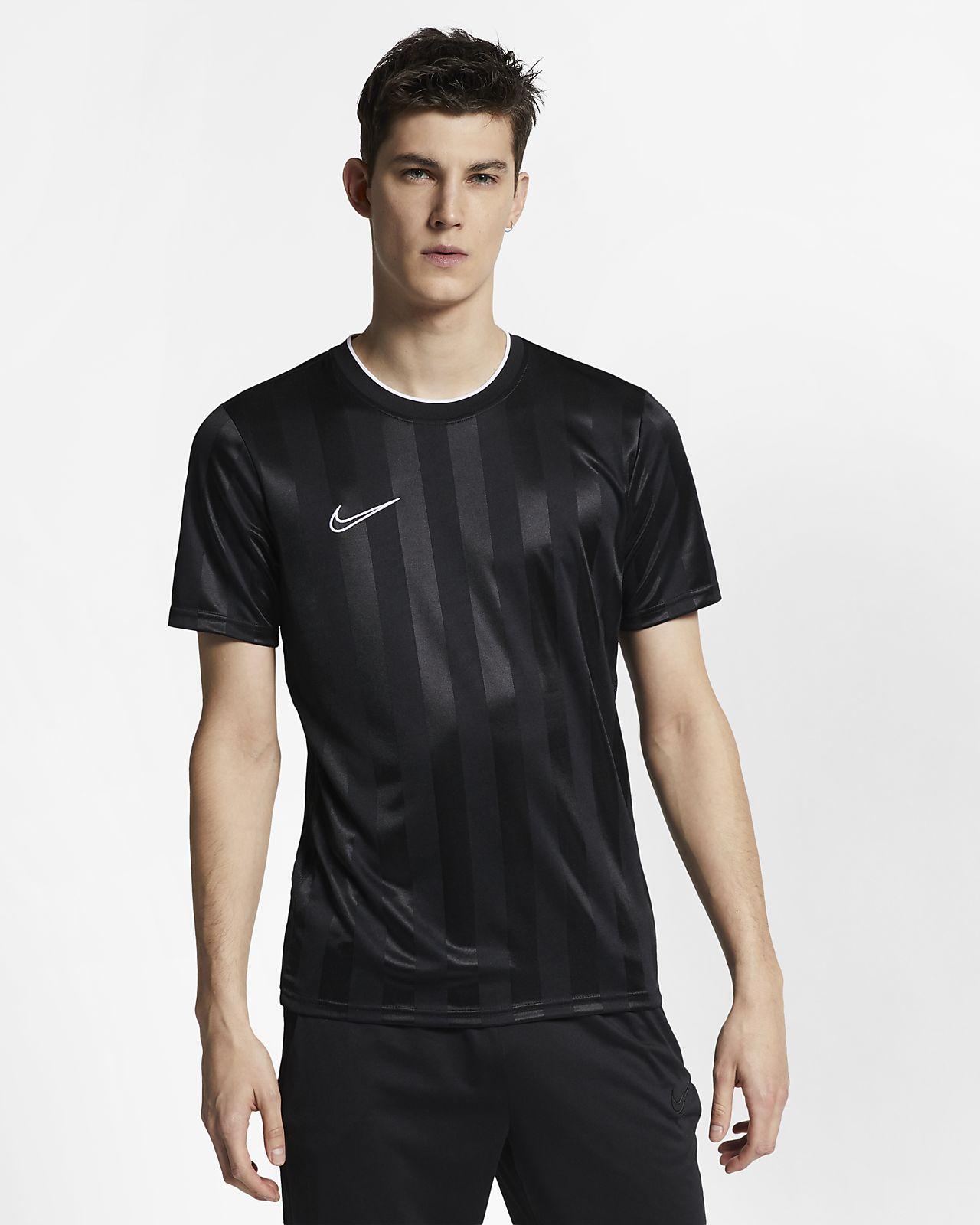 Haut de football à manches courtes Nike Breathe Academy pour Homme