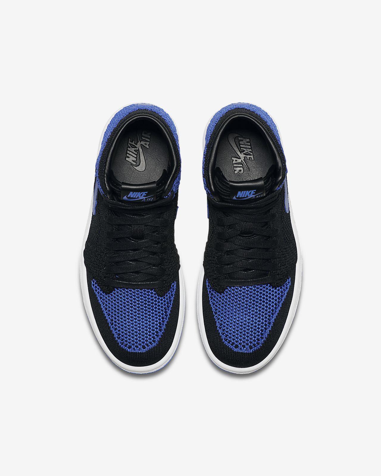 purchase cheap be287 55cf5 ... Air Jordan 1 Retro High Flyknit Older Kids  Shoe