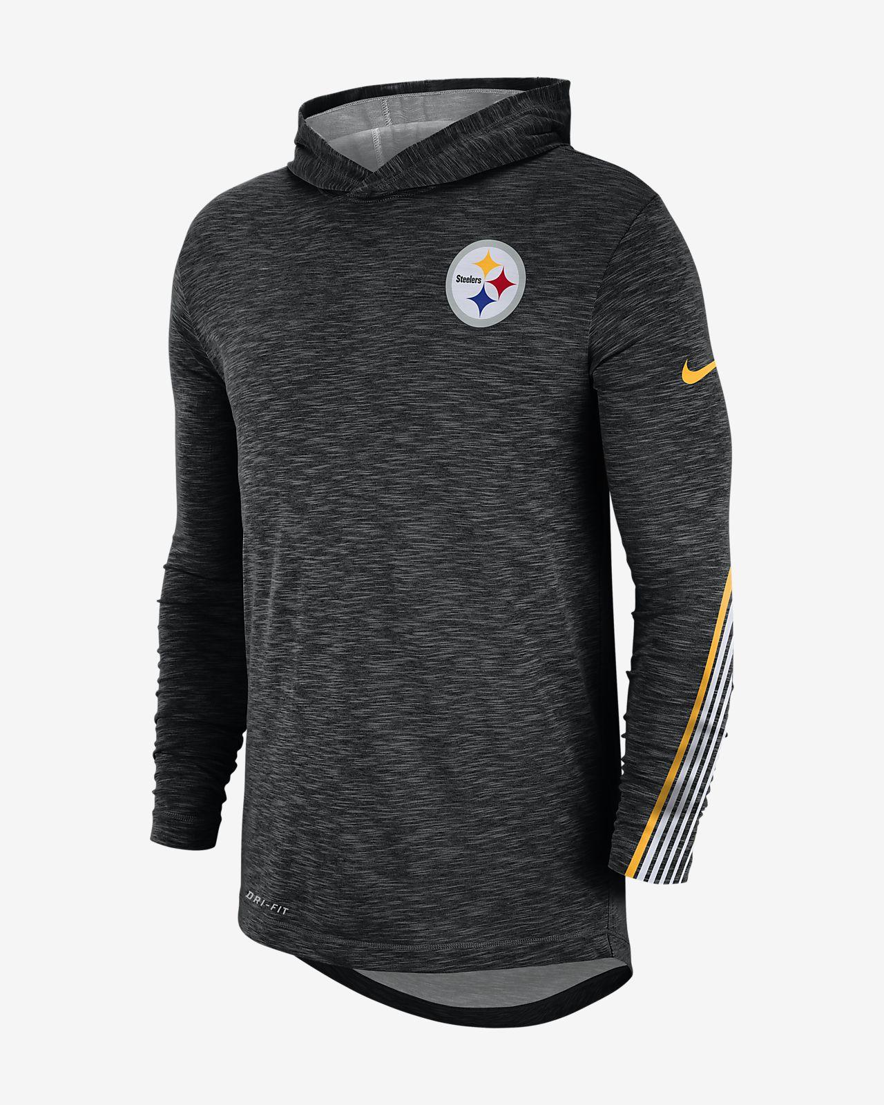 Nike Dri-FIT (NFL Steelers) Men's Hoodie