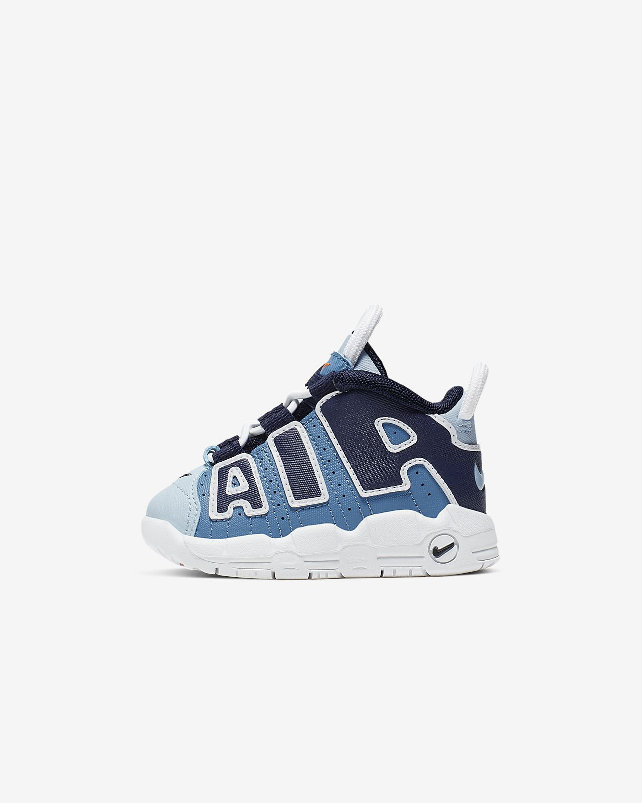 Nike Air More Uptempo BabyToddler Shoe