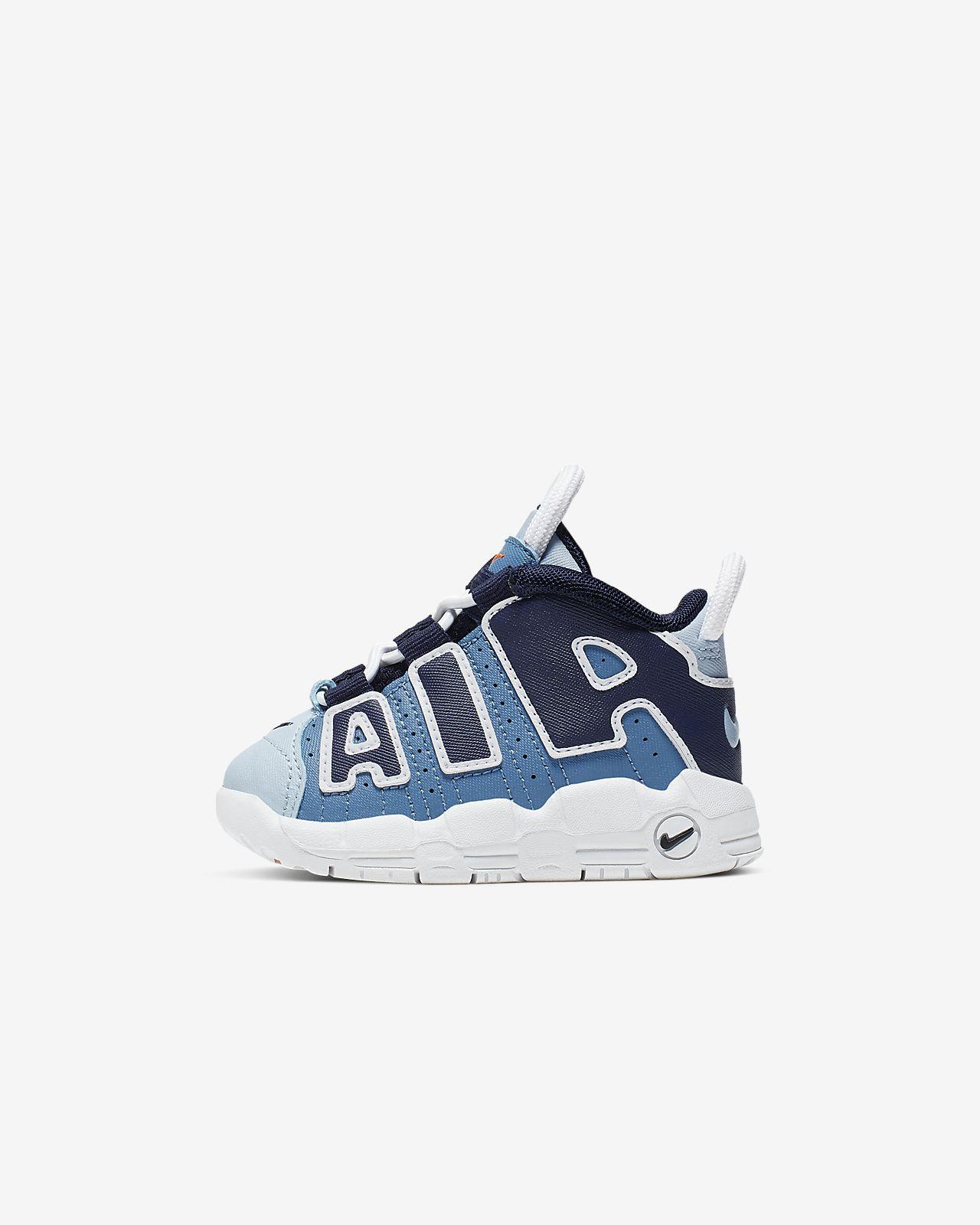 Nike Air More Uptempo-sko til babyer/småbørn