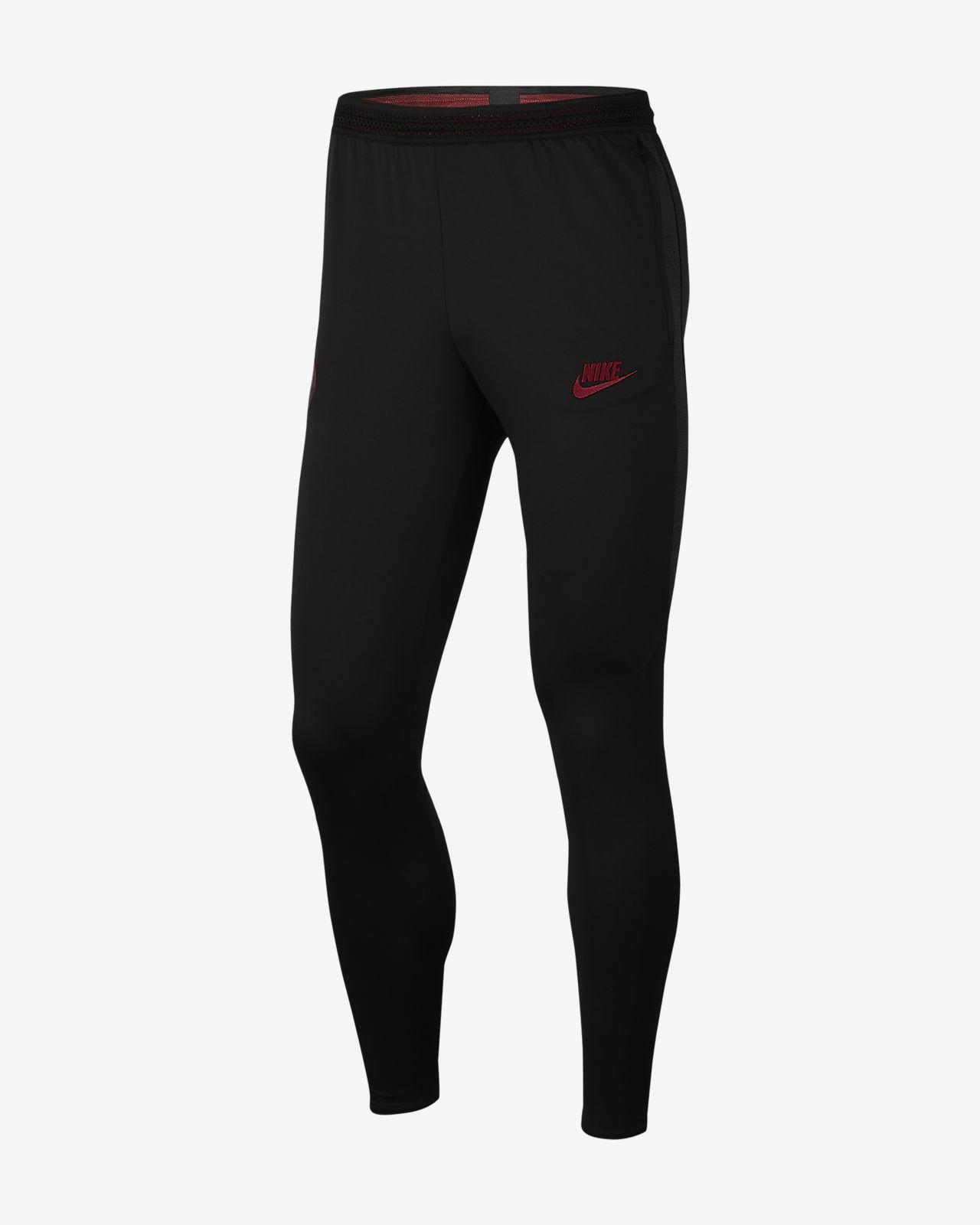 Męskie spodnie piłkarskie Nike Dri-FIT A.S. Roma Strike