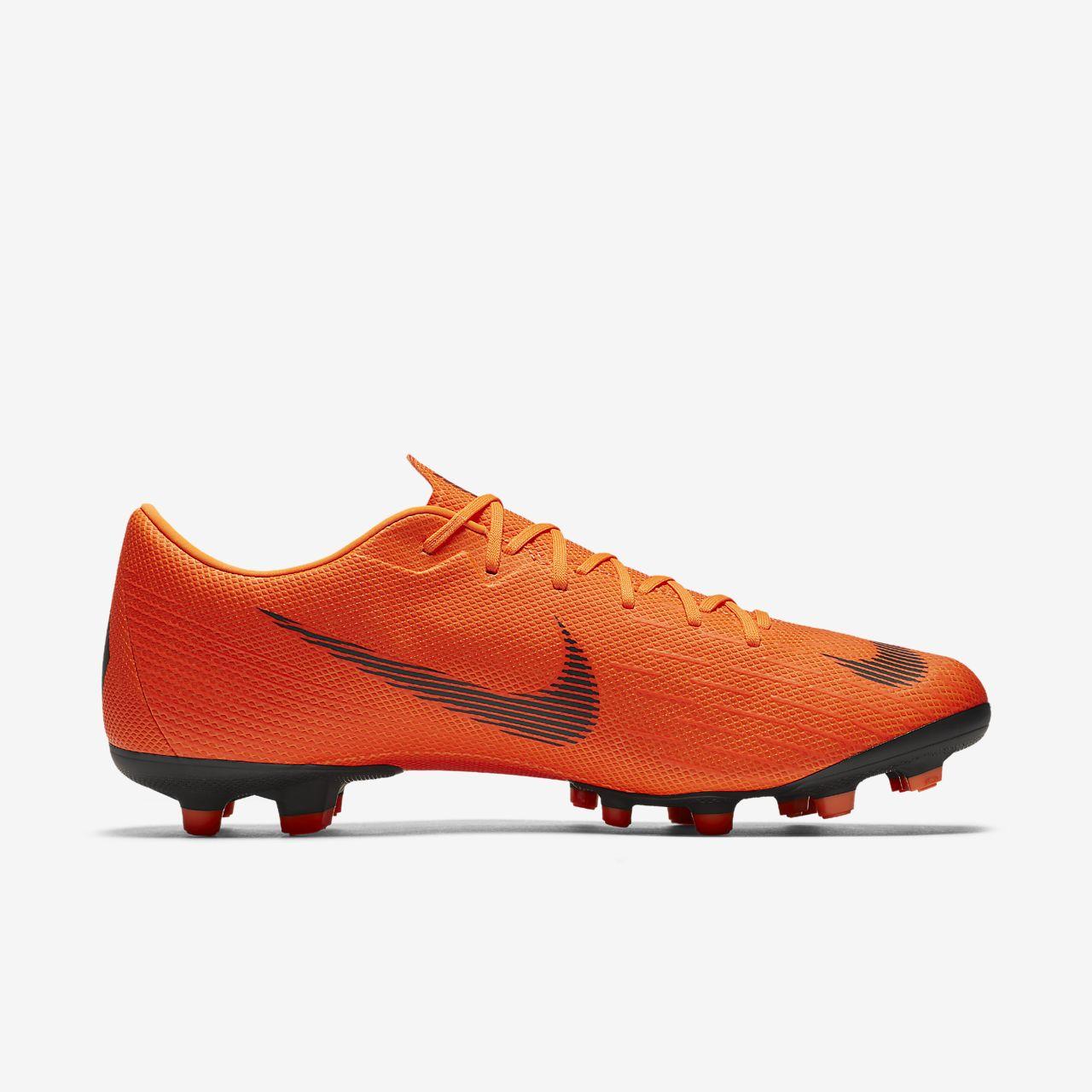 Nike Mercurial Vapor XII Academy MG, Chaussures de Football Homme, Orange (Total Orange/White-T 810), 44.5 EU