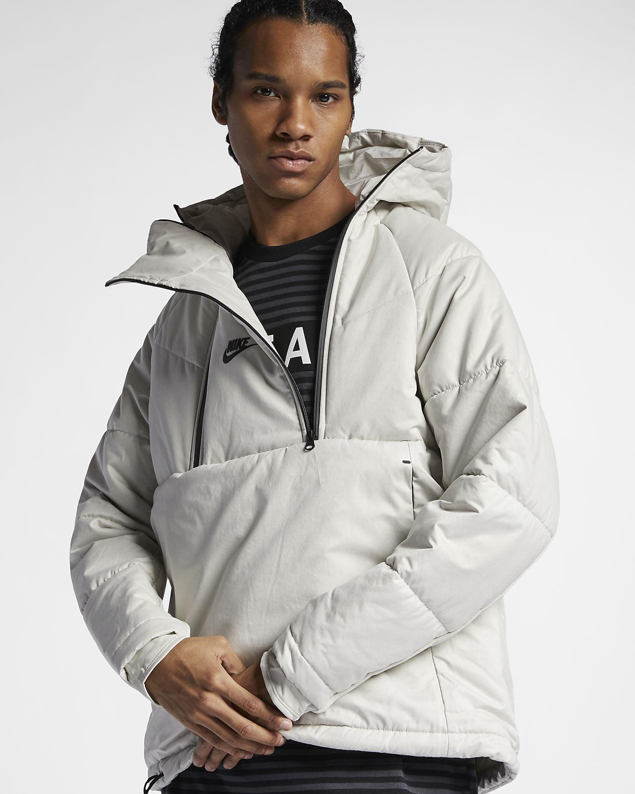Kurtka męska z syntetycznym wypełnieniem Nike Sportswear Tech Pack