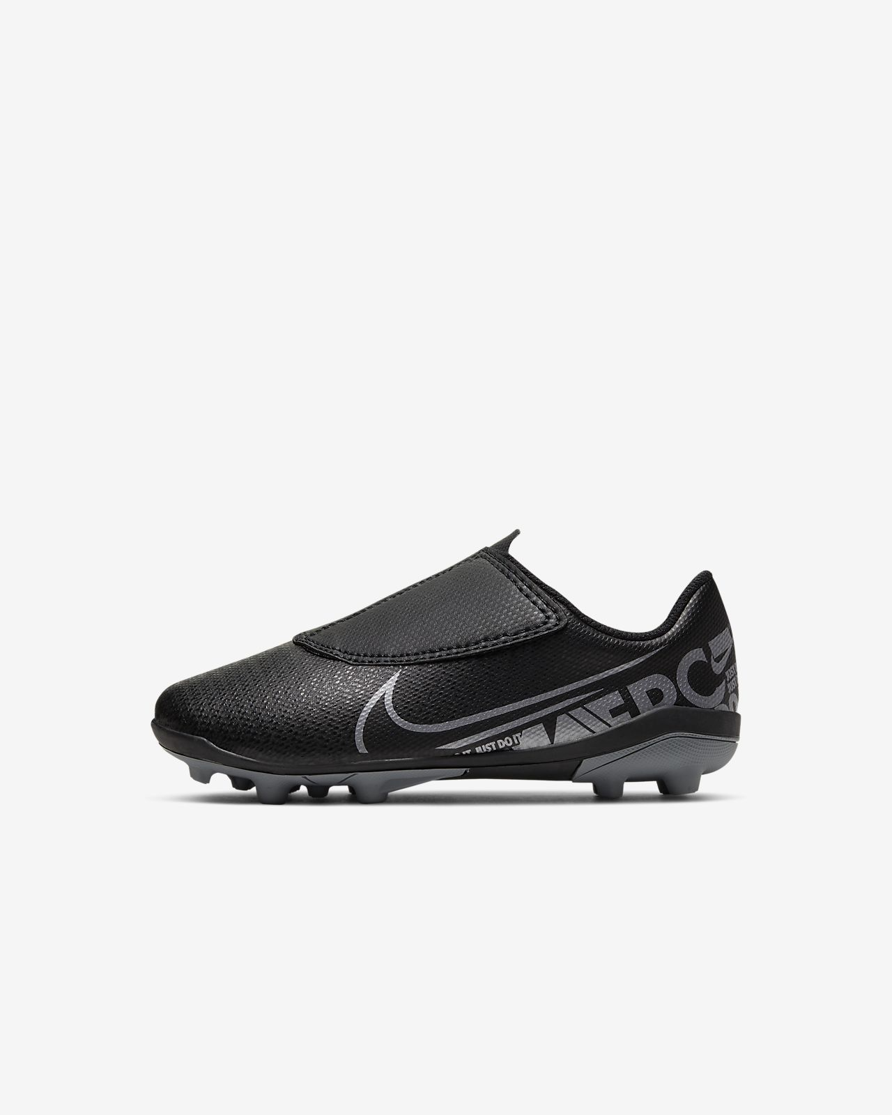 Nike Jr. Mercurial Vapor 13 Club MG-fodboldstøvlen til små og store børn (flere typer underlag)