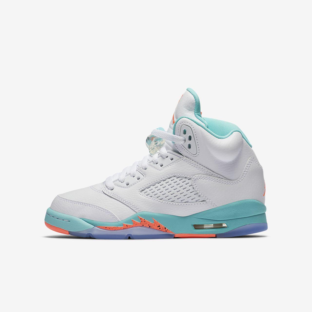 on sale 188aa 4f621 ... germany chaussure air jordan 5 retro pour enfant plus âgé a2f97 f1804