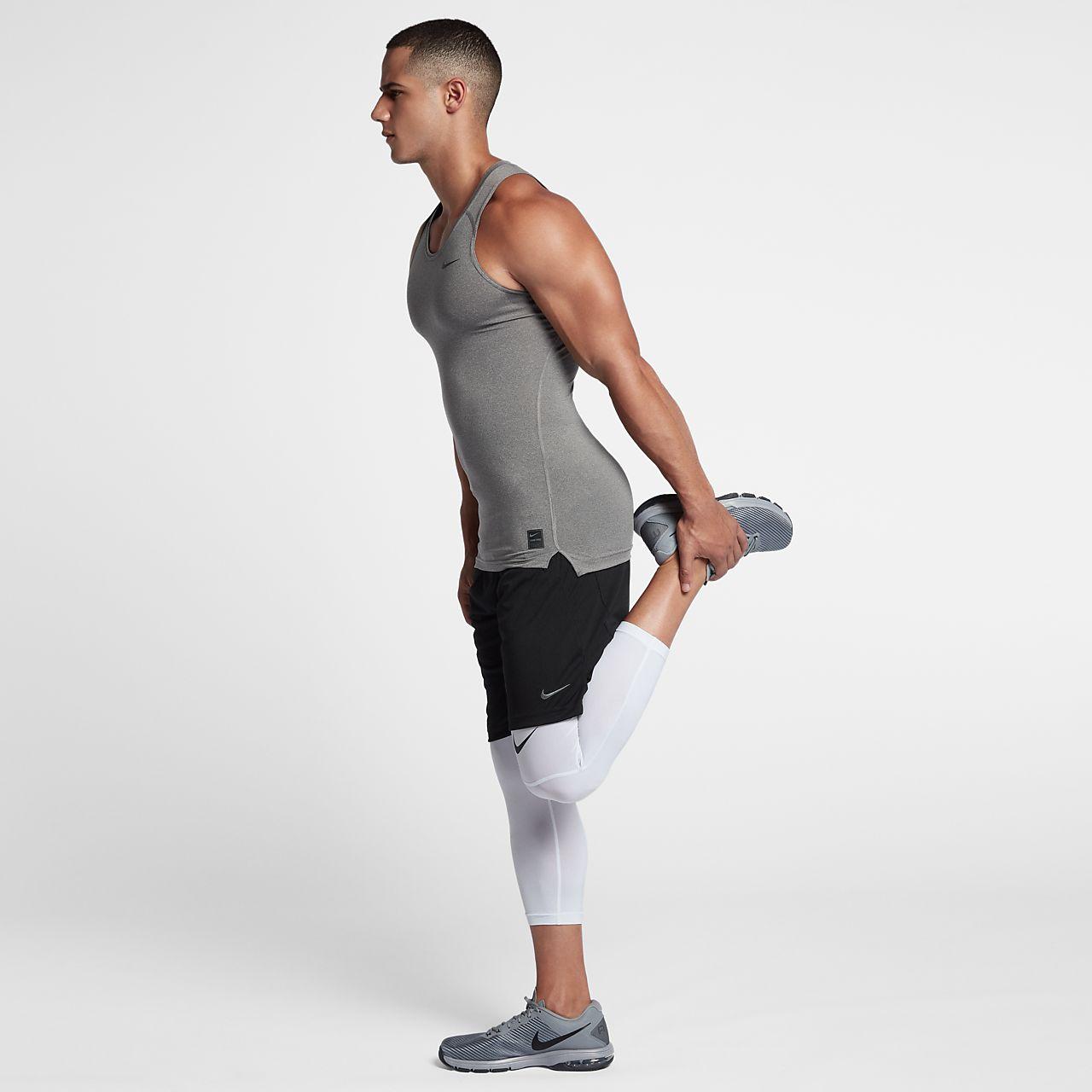 95172203a2254 Nike Pro Men's 3/4 Training Tights. Nike.com