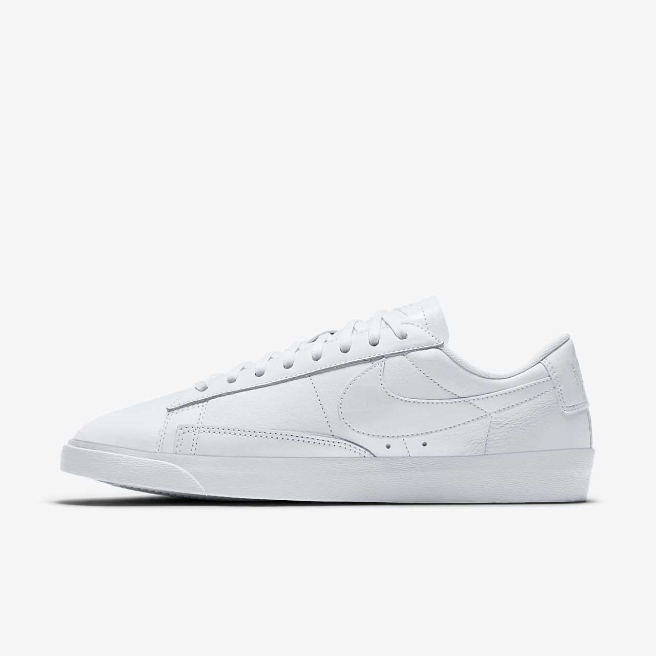 hot sale online a2472 6a77b Nike Blazer Low Essential Damenschuh Scharfen Uneek 02 1016664 1016658  Neutral grau ...