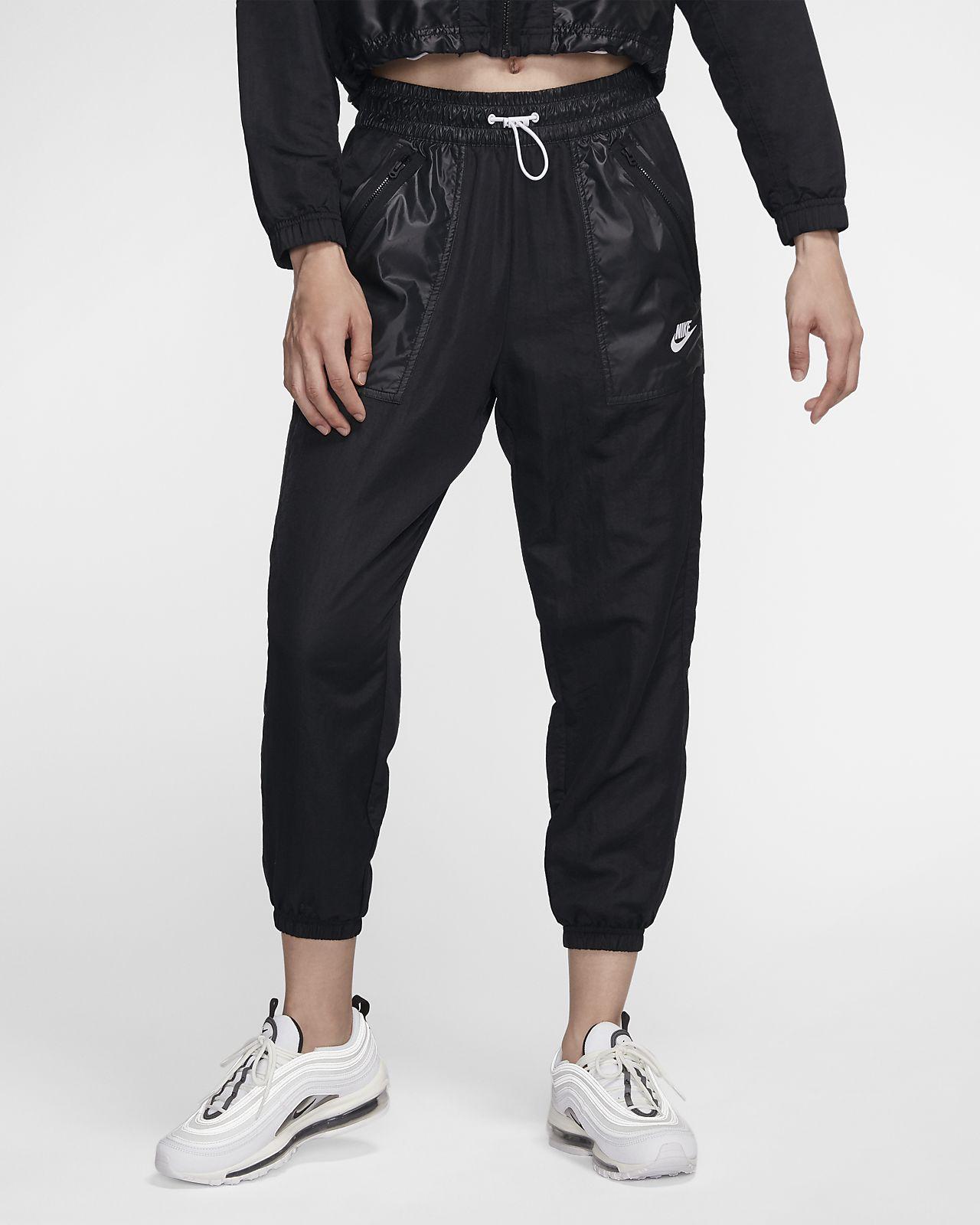 Nike Sportswear 女子梭织工装长裤