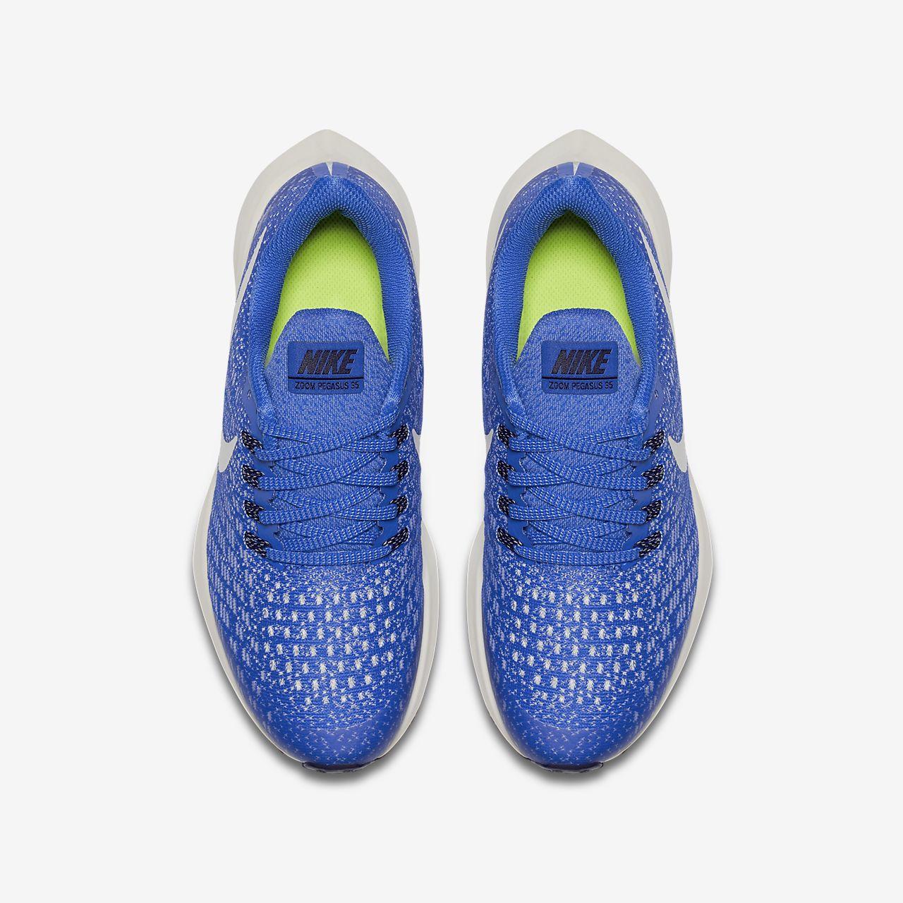 buy online c075f b19b7 ... Nike Air Zoom Pegasus 35 Younger Older Kids  Running Shoe