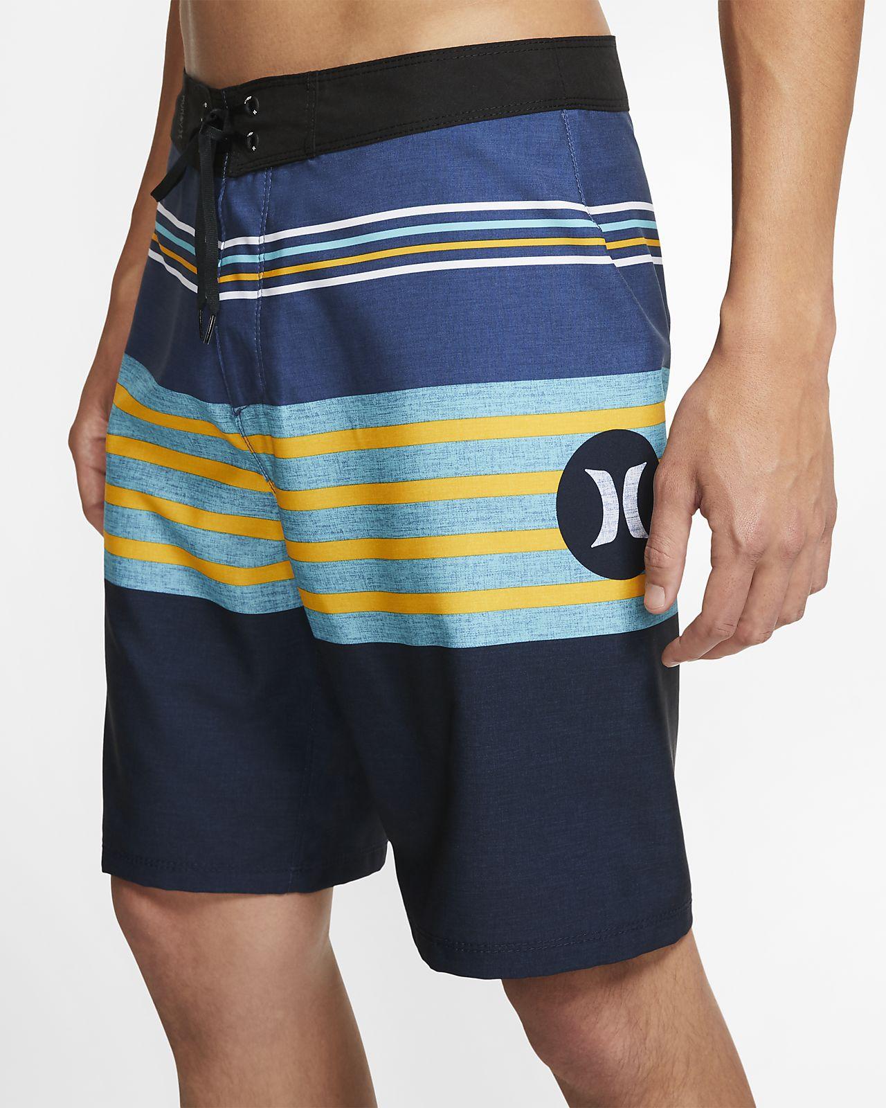 Shorts de playa de 51 cm para hombre Hurley Outrigger