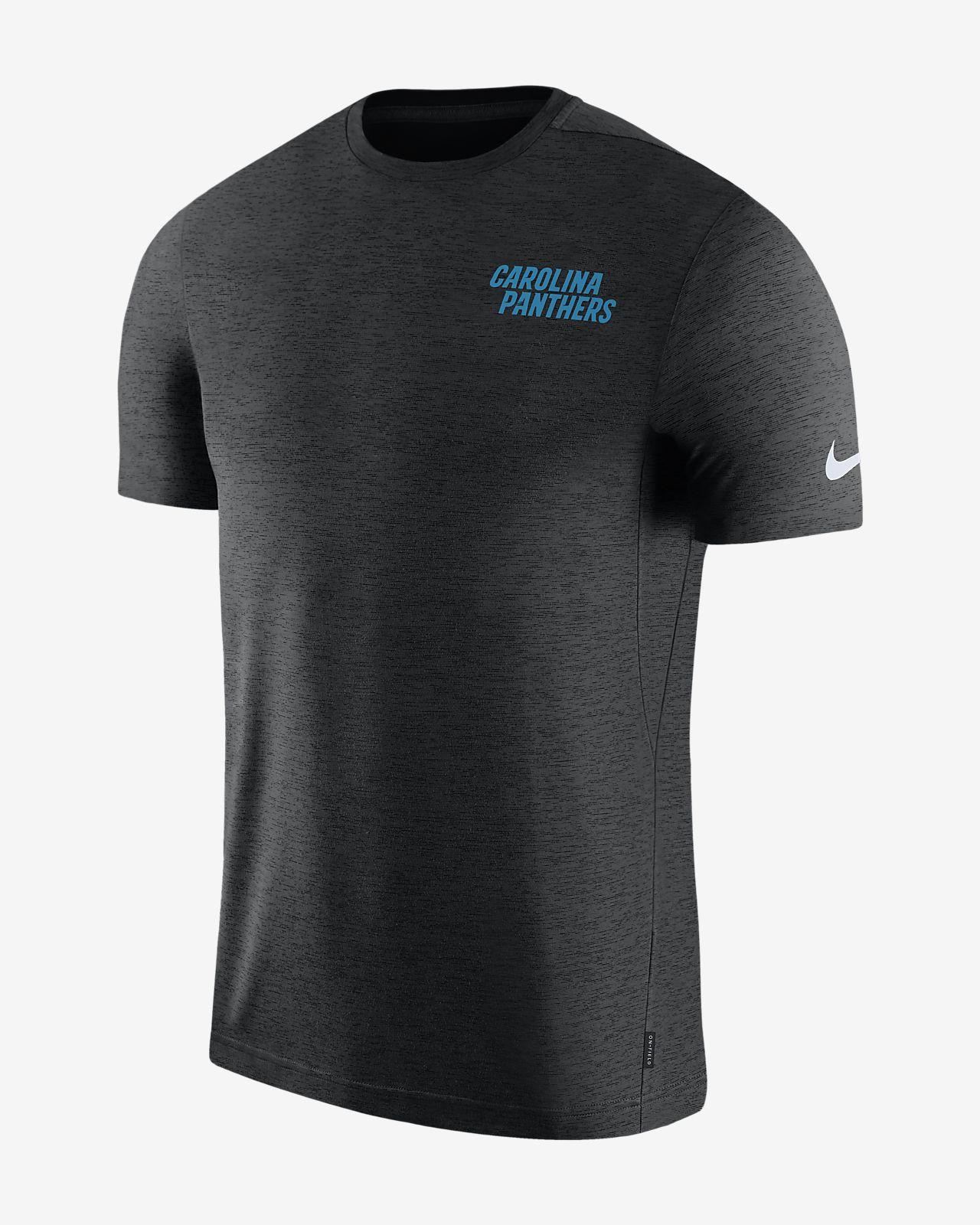3d1861378 Nike Dri-FIT Coach (NFL Panthers) Men's Short-Sleeve Top. Nike.com