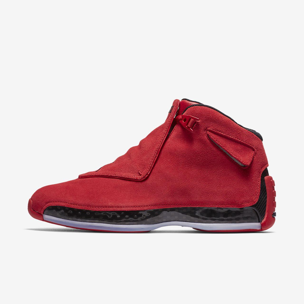 รองเท้าผู้ชาย Air Jordan 18 Retro