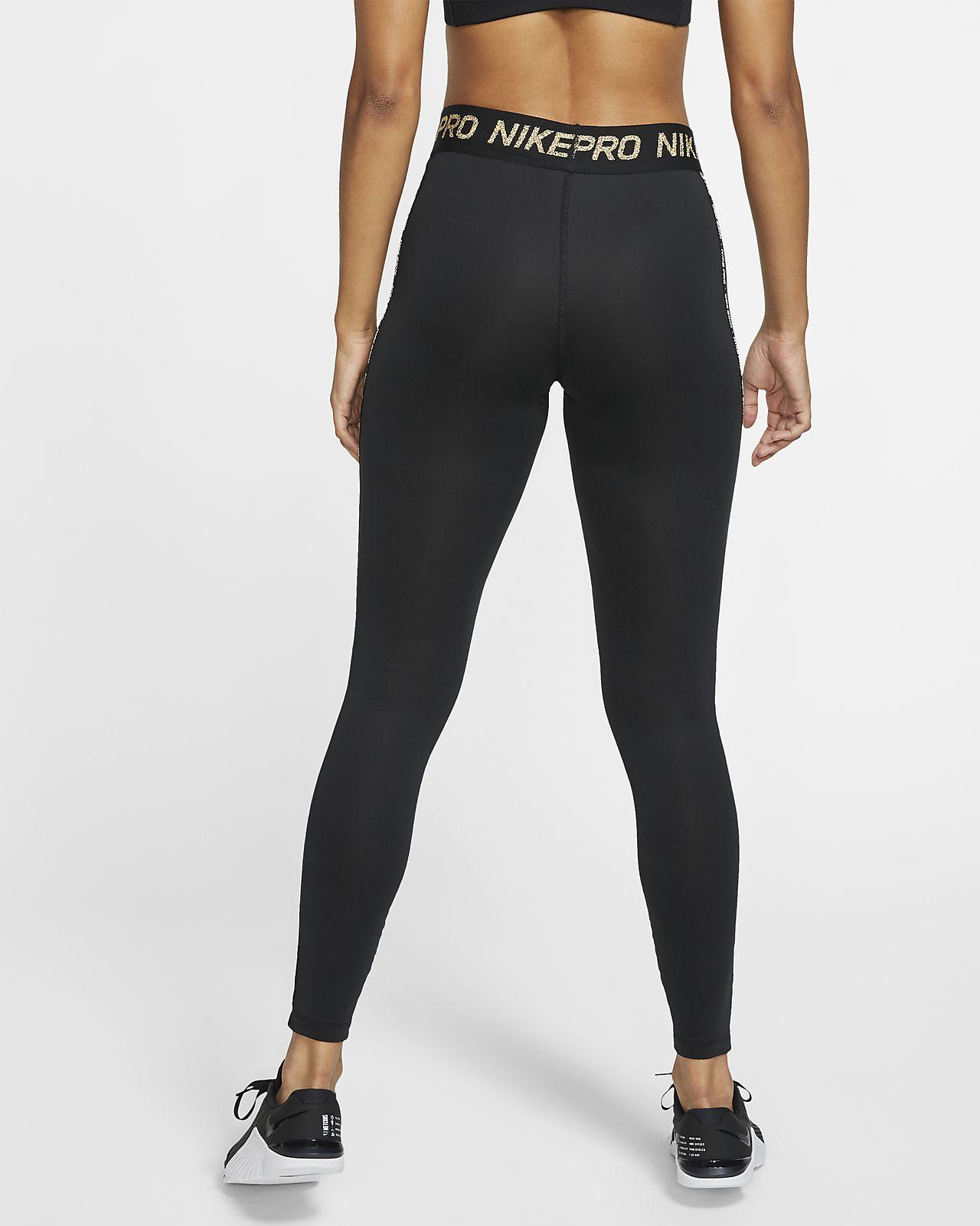 pick up best deals on reasonably priced Leggings métallisé Nike Pro Warm pour Femme