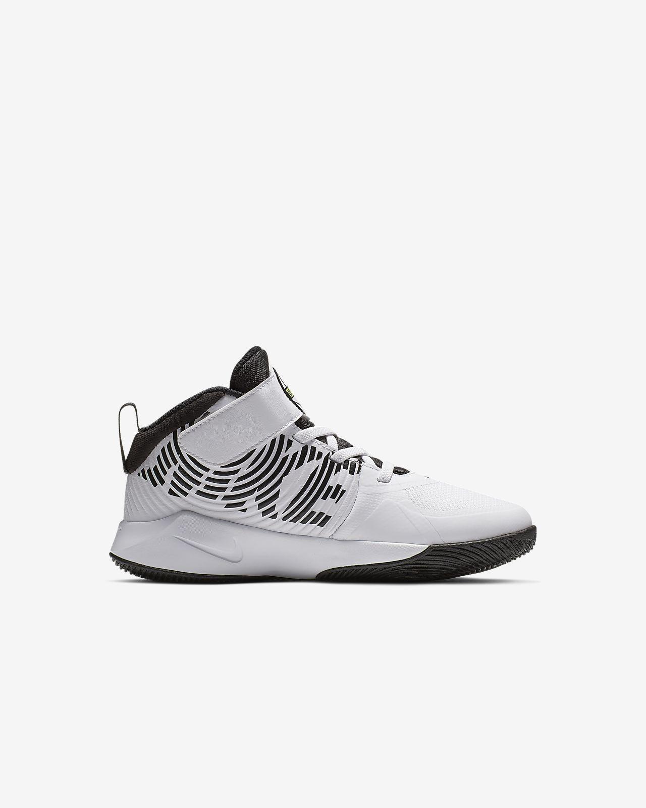 brand new 7e8e4 2e7e7 ... Chaussure Nike Team Hustle D 9 pour Jeune enfant