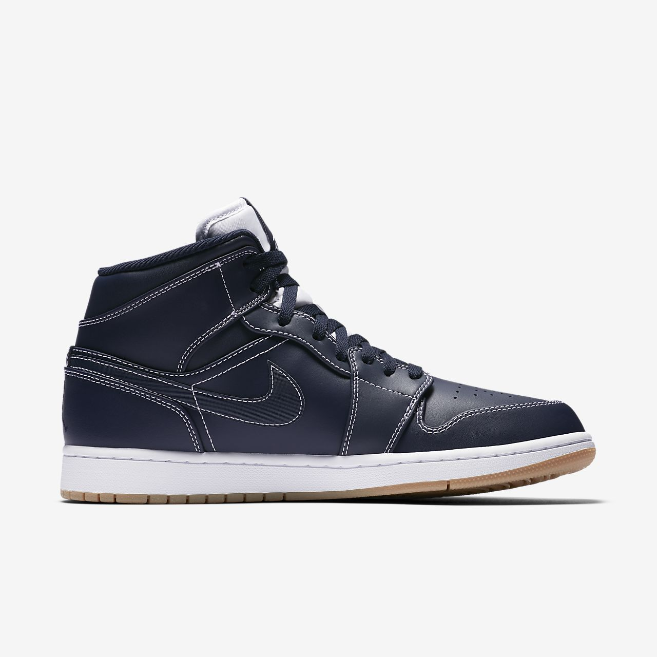 nike air jordan mid shoes men