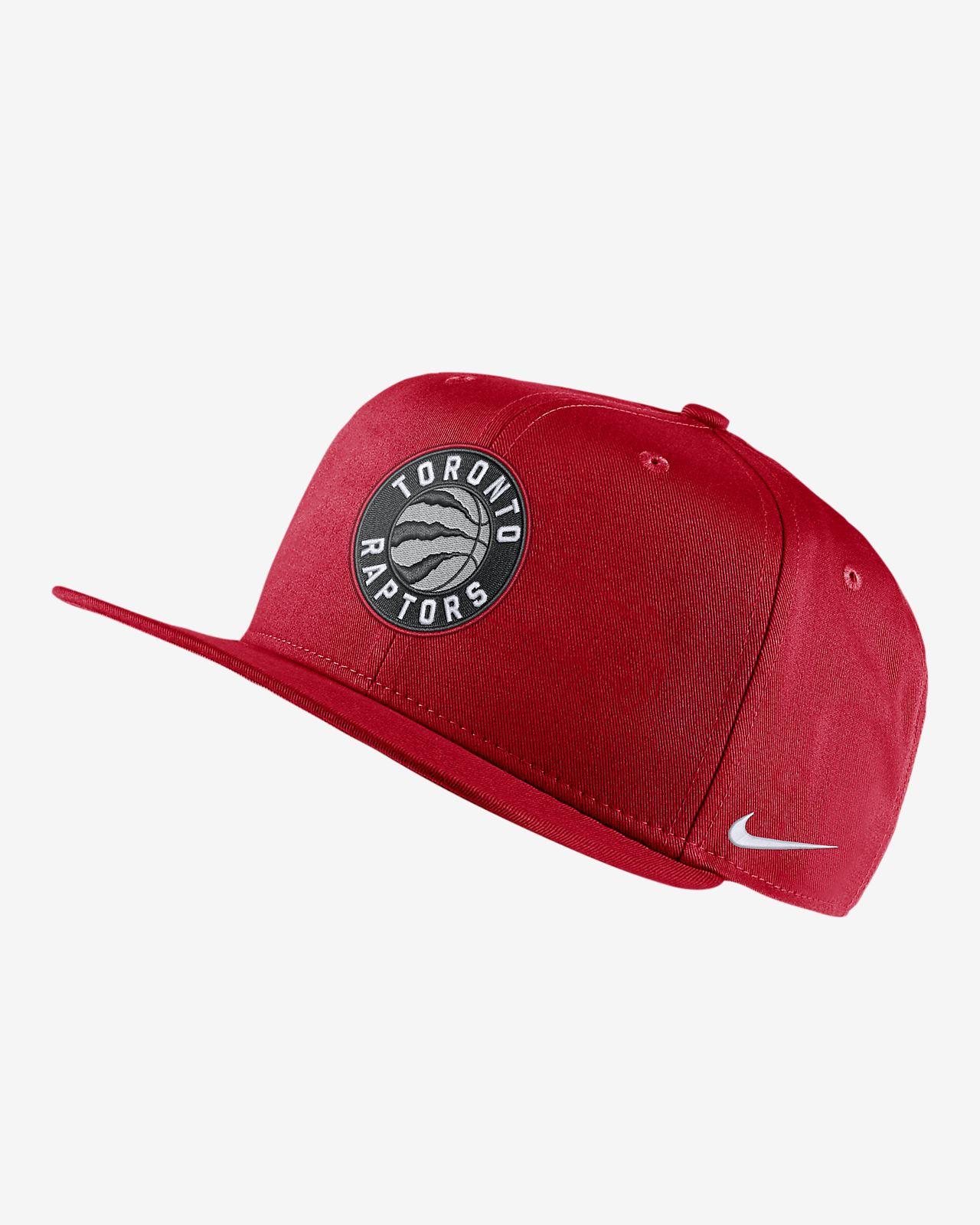 meilleur service 00a43 75f1e Casquette NBA Toronto Raptors Nike Pro