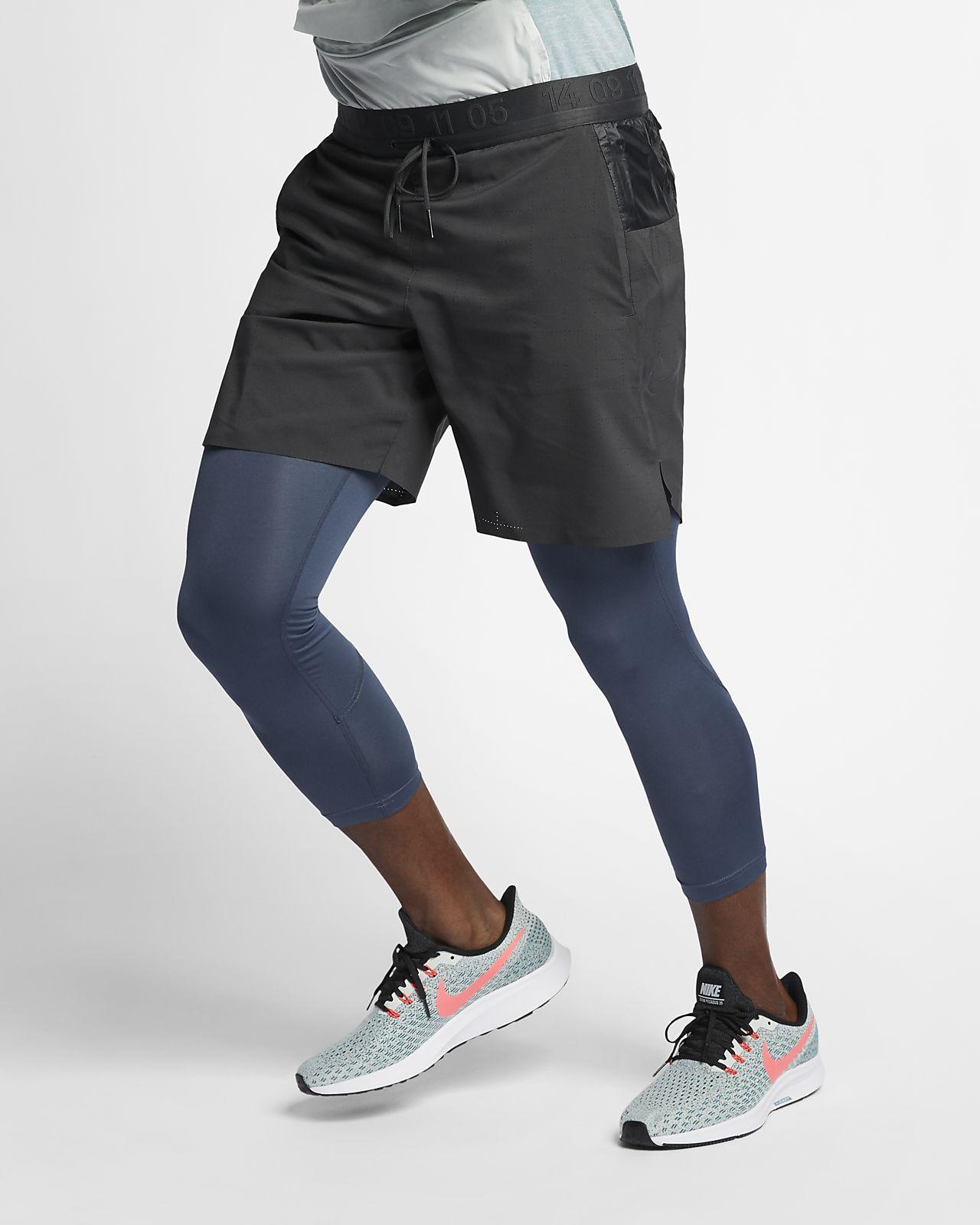 Nike Tech Pack 2 in 1 hardloopshorts voor heren